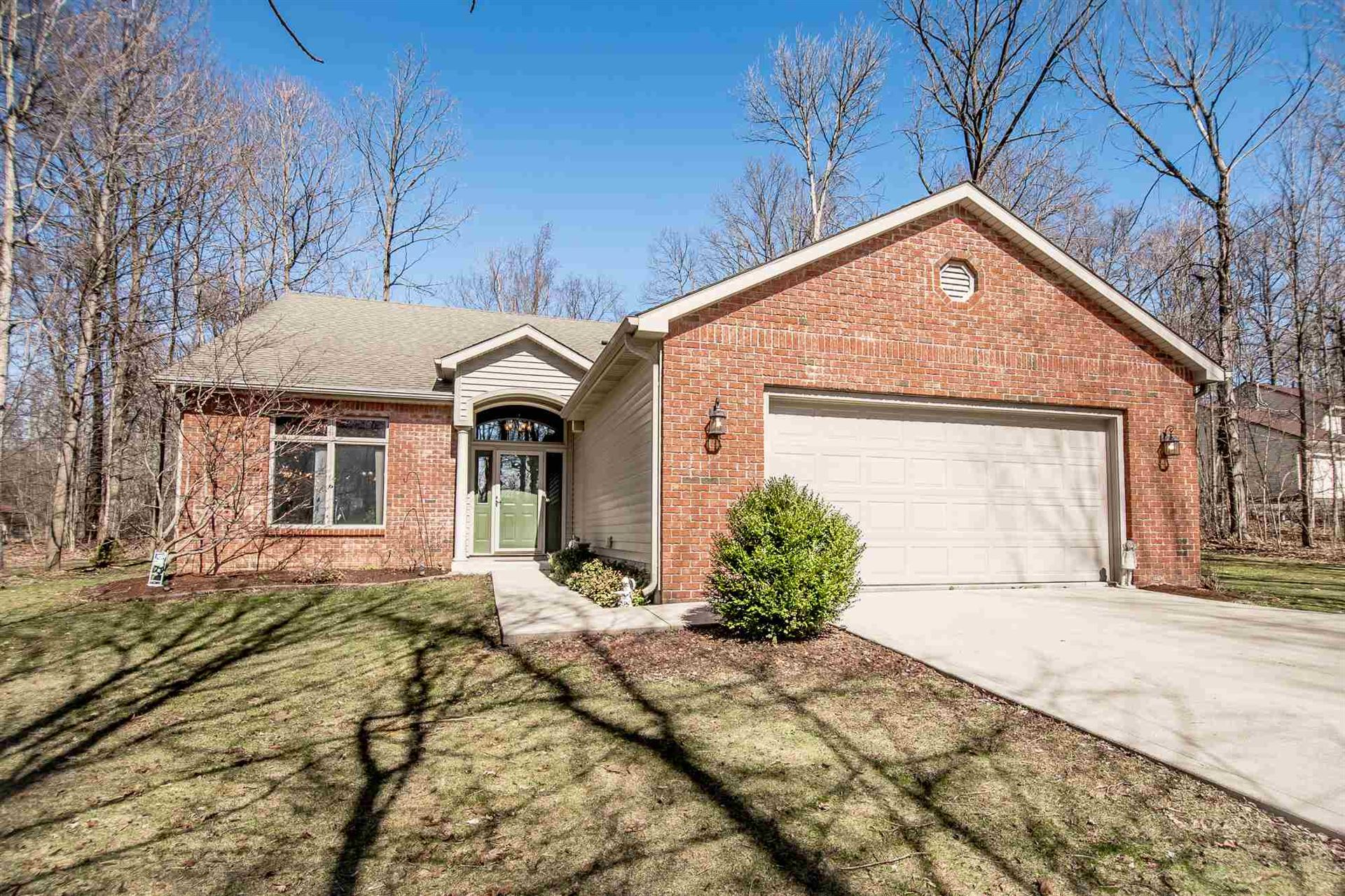1195 E Wildwood Drive, Columbia City, IN 46725 - #: 202009534