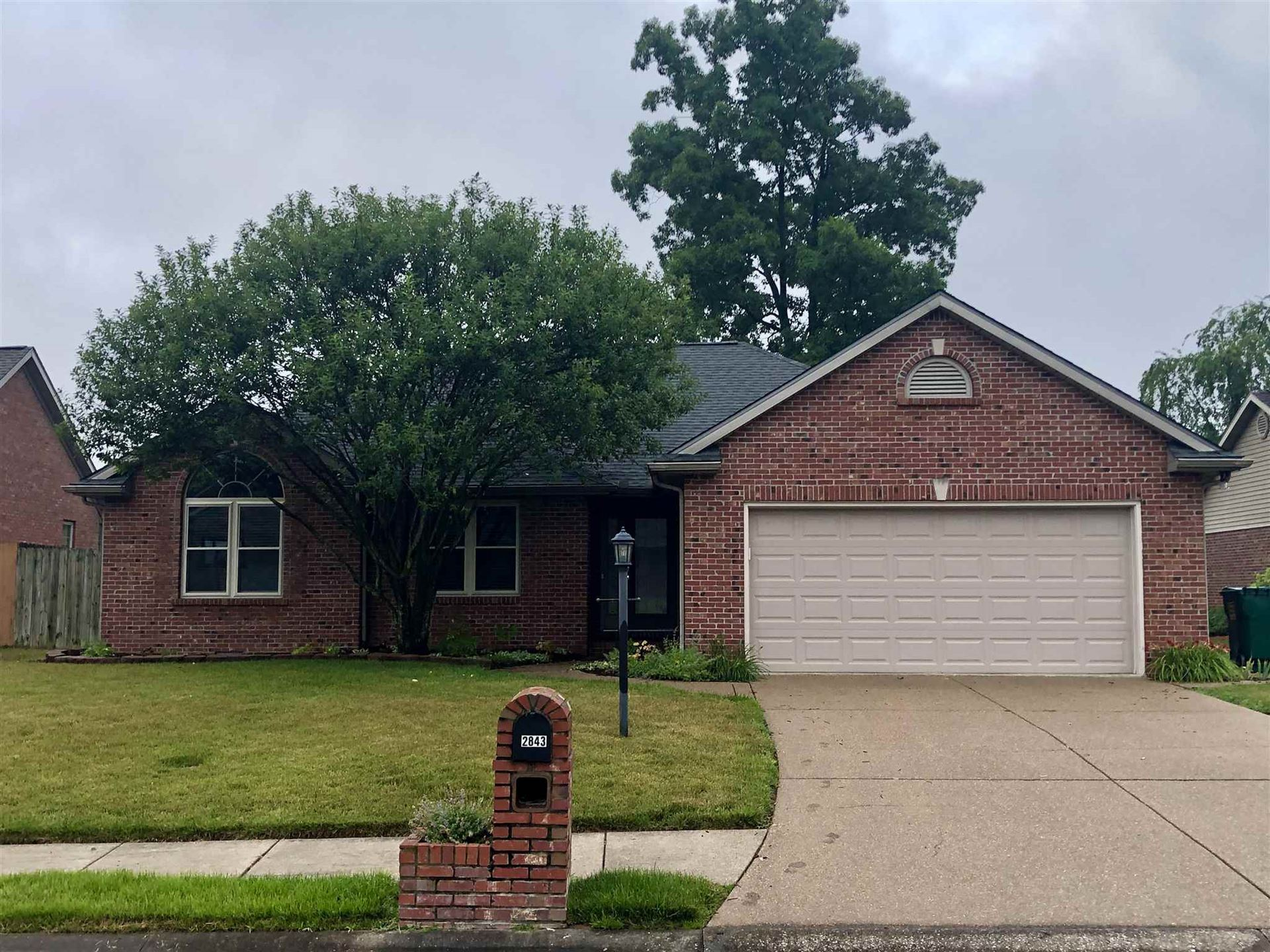 2843 Vertigo Court, Evansville, IN 47725 - #: 202046535