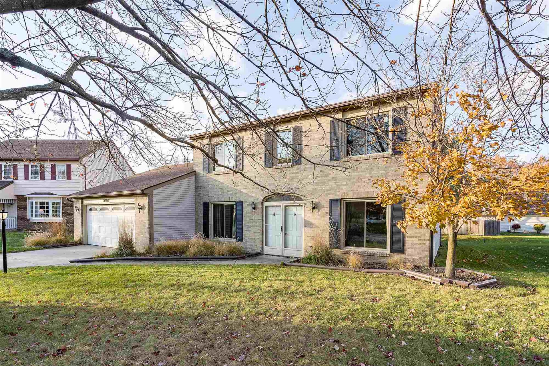 8808 Chimney Hill Place, Fort Wayne, IN 46804 - #: 201950543