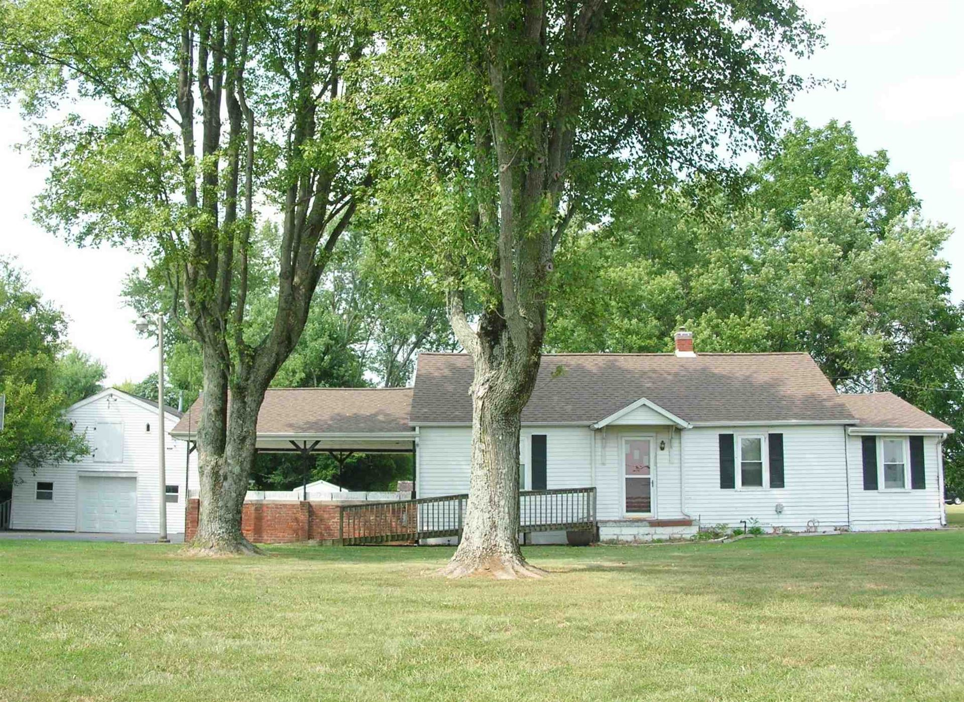 766 E St Rd 62 Road, Boonville, IN 47601 - MLS#: 202132545