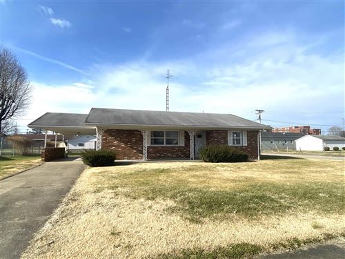Photo of 1545 12th Street, Tell City, IN 47586 (MLS # 202101549)