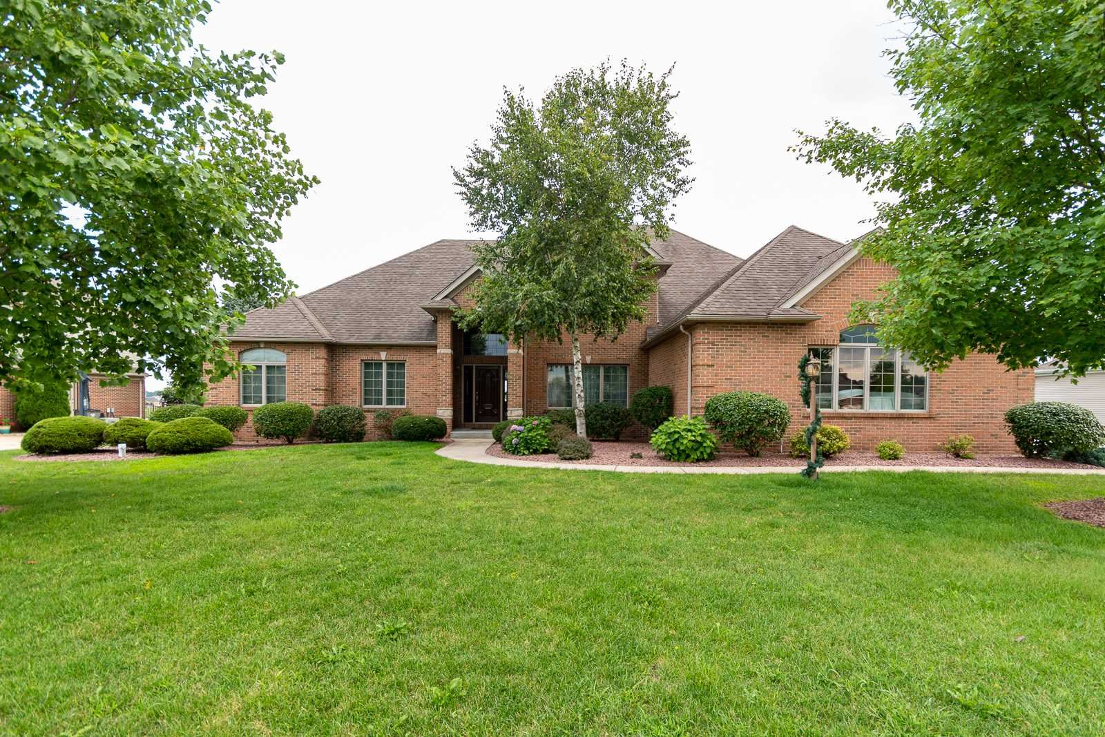 10100 Pemburry Drive, Granger, IN 46530 - #: 202007549