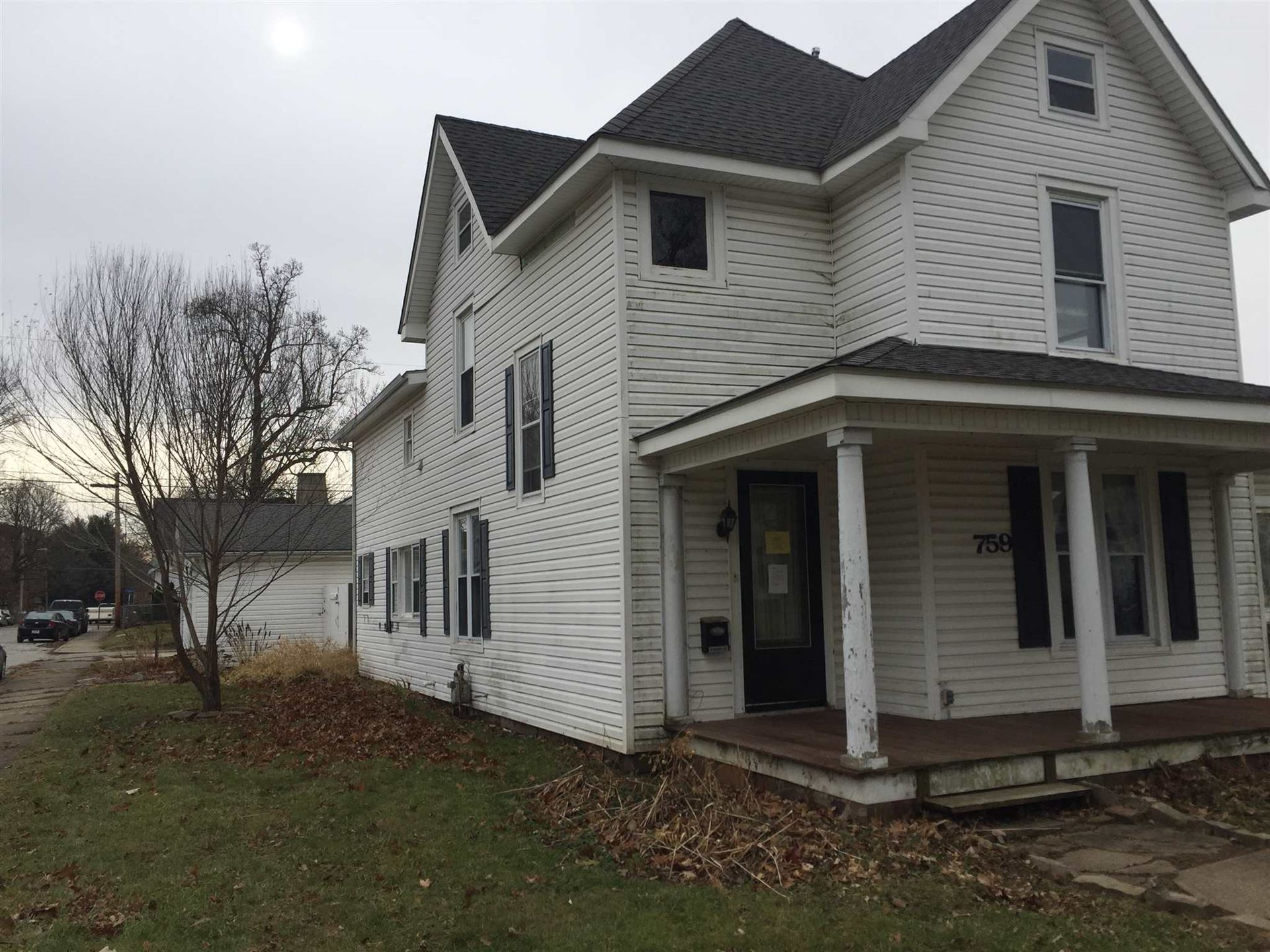759 E South Street, Frankfort, IN 46041 - #: 201952558