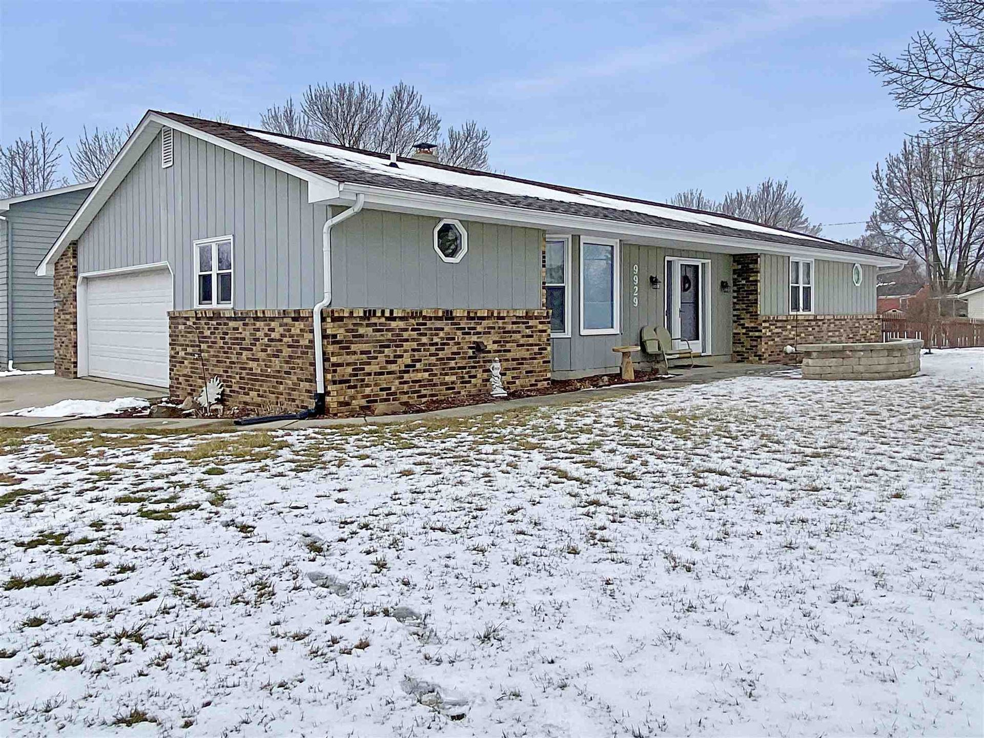 9929 S Country Knoll, New Haven, IN 46774 - #: 202006558