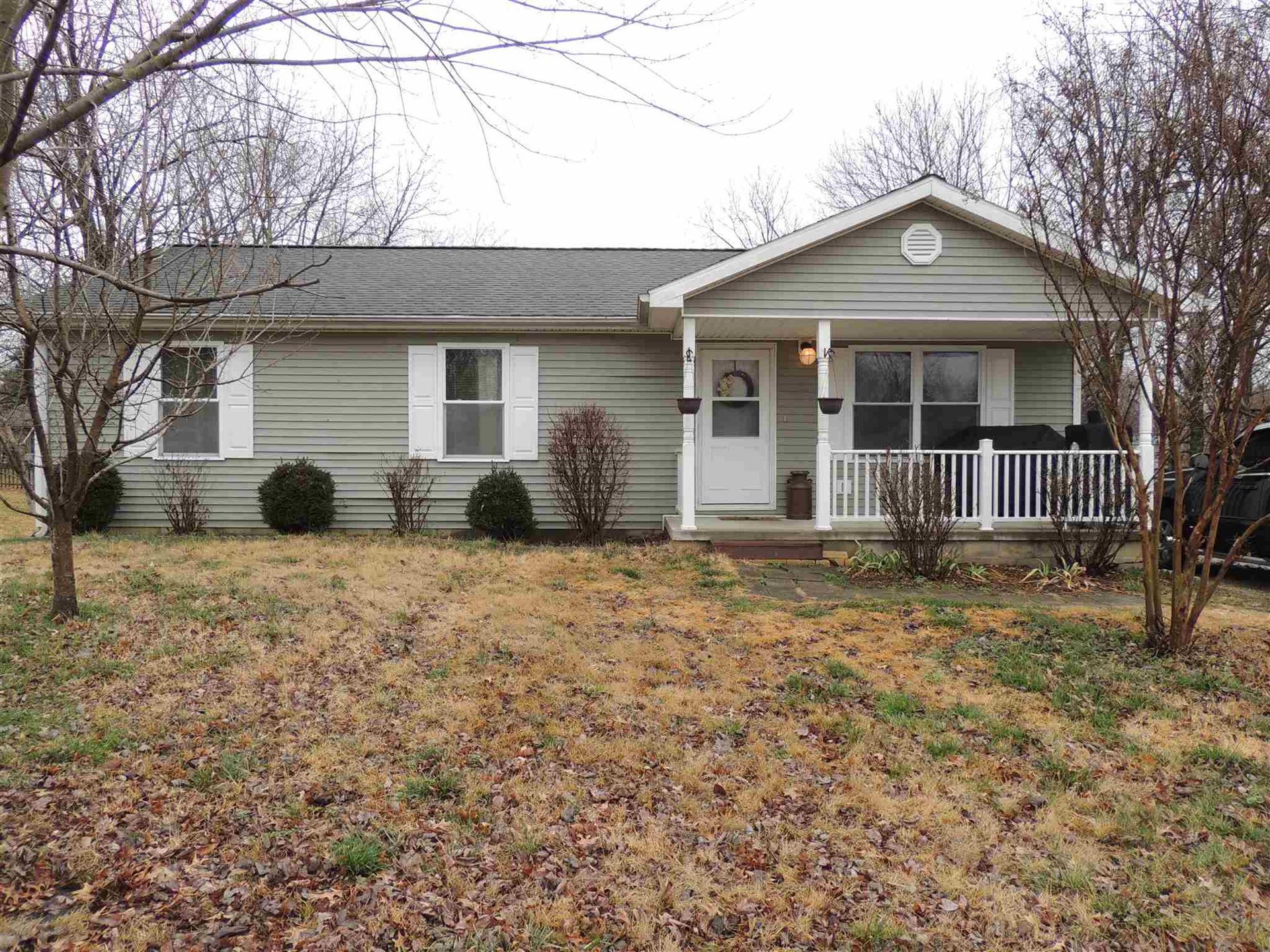 1120 Perkins Drive, Boonville, IN 47601 - #: 202004560