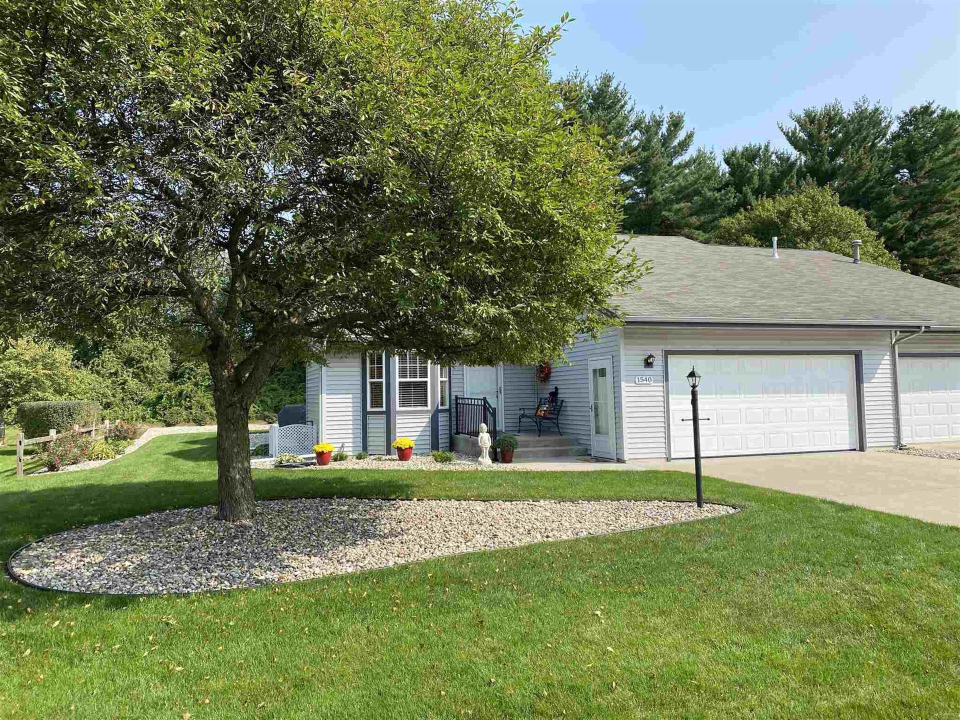 1540 Pine Ridge Court, Elkhart, IN 46514 - #: 202038560