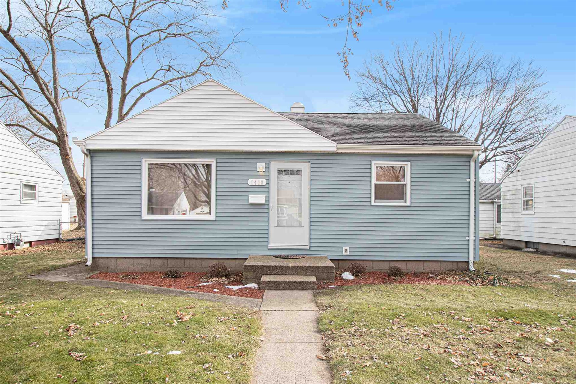 1418 N Illinois Street, South Bend, IN 46628 - #: 202006562