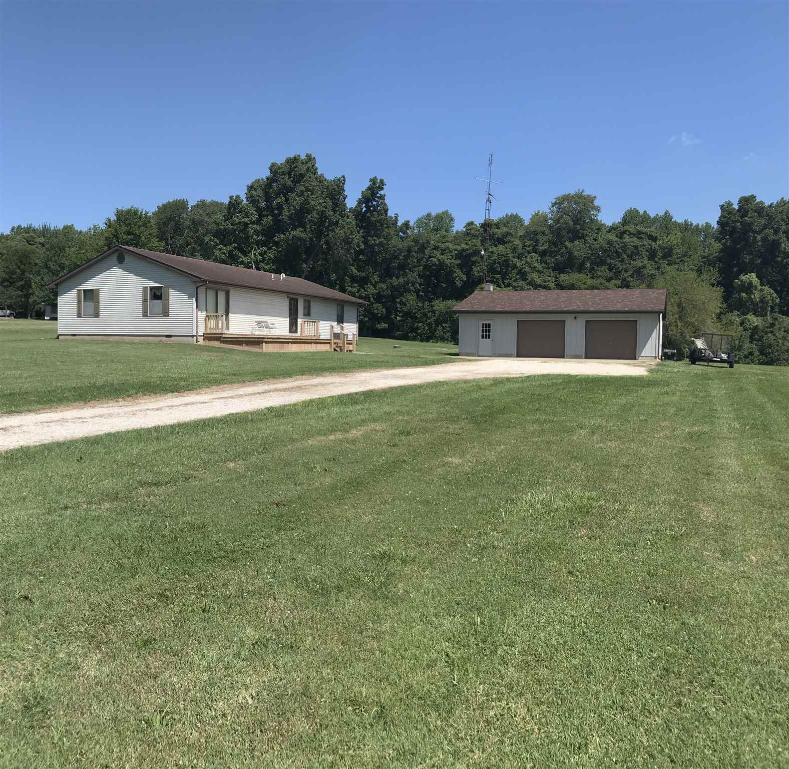4887 N Coomer Lane, Petersburg, IN 47567 - #: 202029562