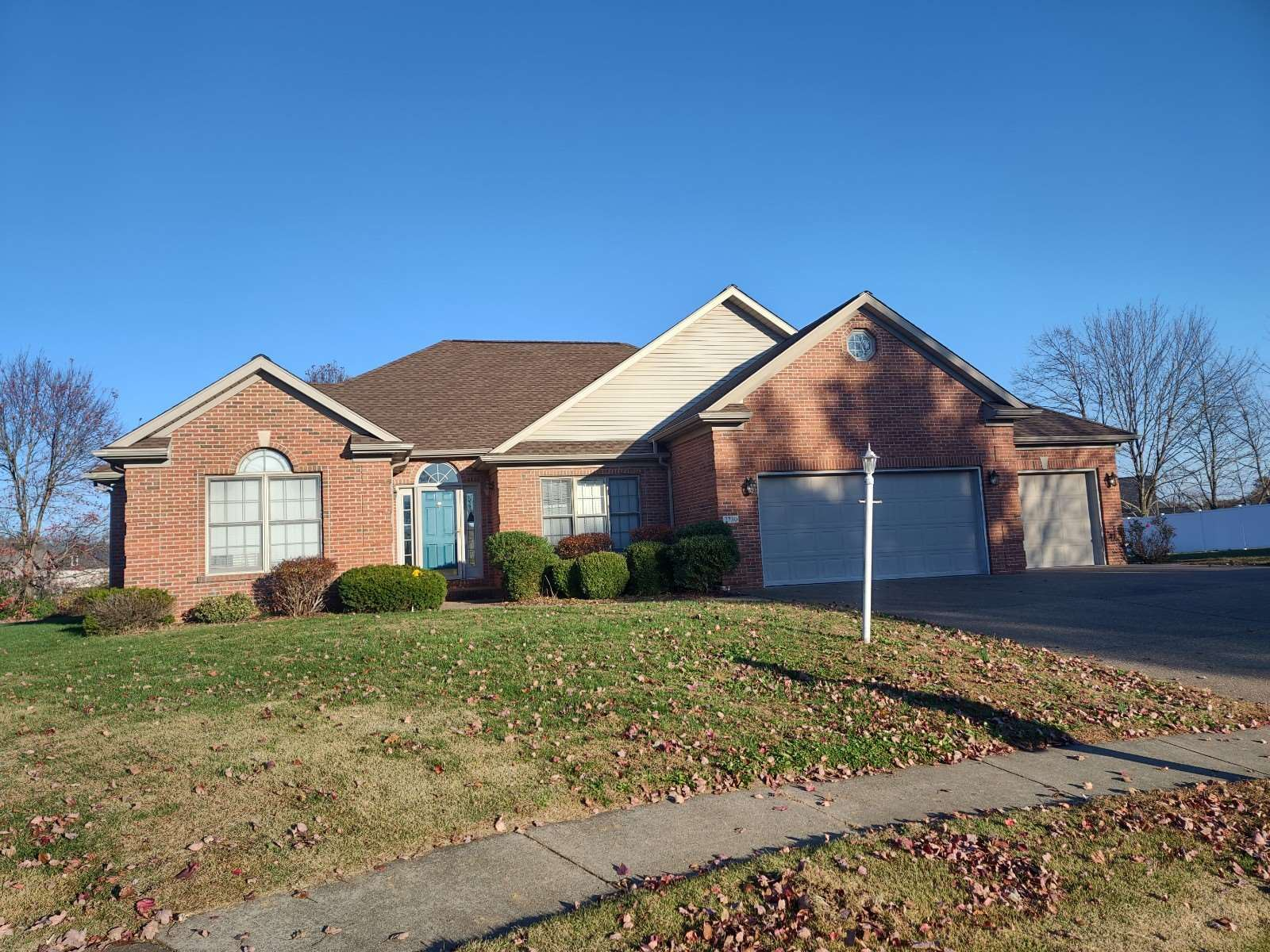 2730 Dog Leg Court, Evansville, IN 47725 - #: 202045565