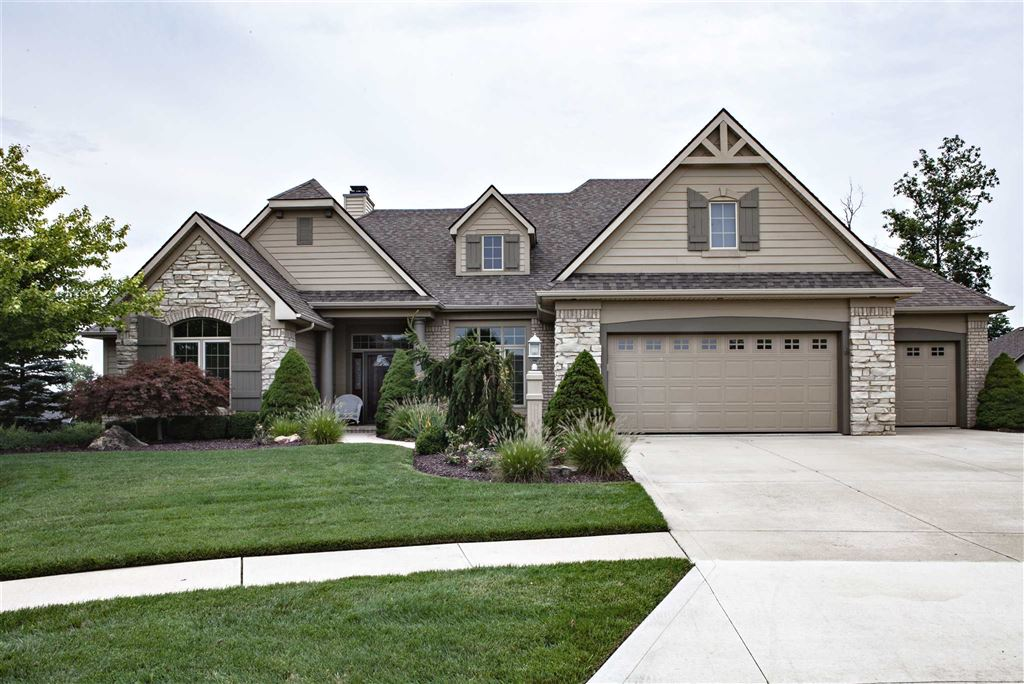 217 Tawney Eagle Court, Huntertown, IN 46748 - #: 201947566