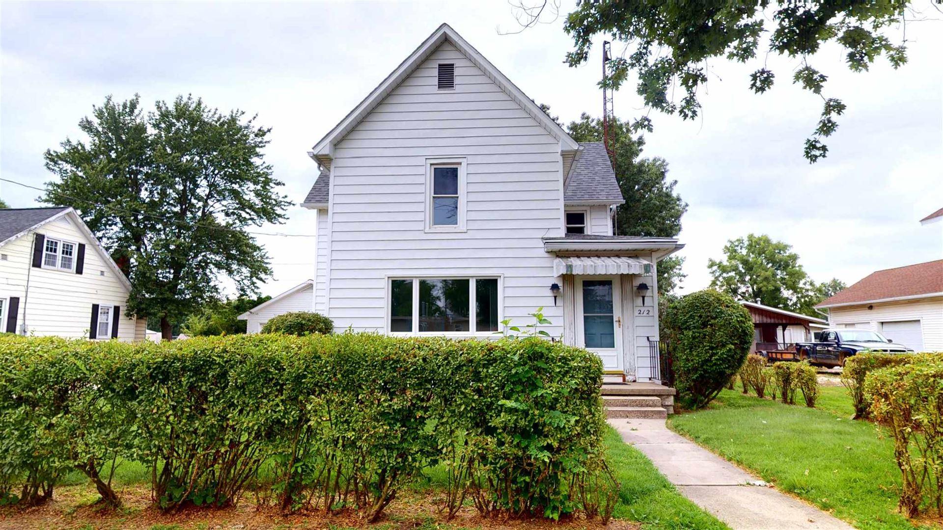212 W School Street, Wolcott, IN 47995 - #: 202025567