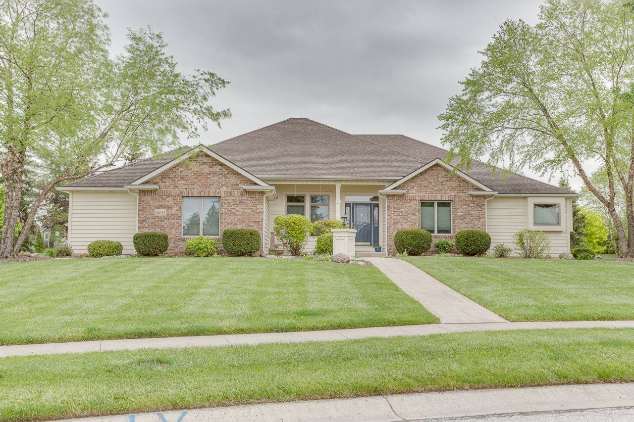 8803 Dune Creek Cove, Fort Wayne, IN 46835 - #: 202018569