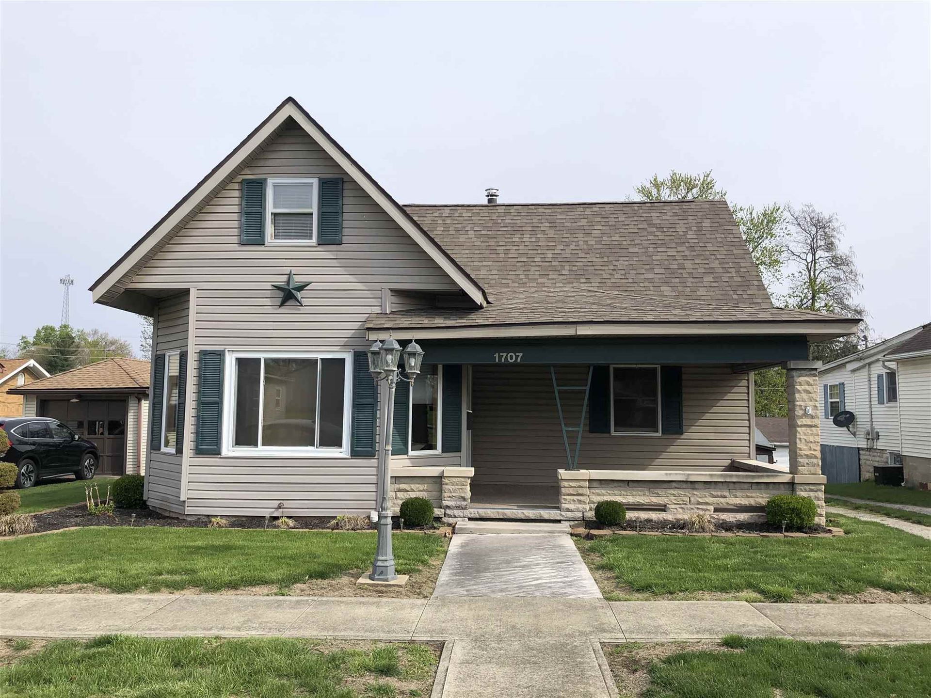 1707 12TH ST, Bedford, IN 47421 - #: 201948570