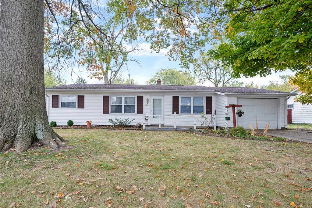 1637 Presidential Drive, New Haven, IN 46774 - #: 201946575