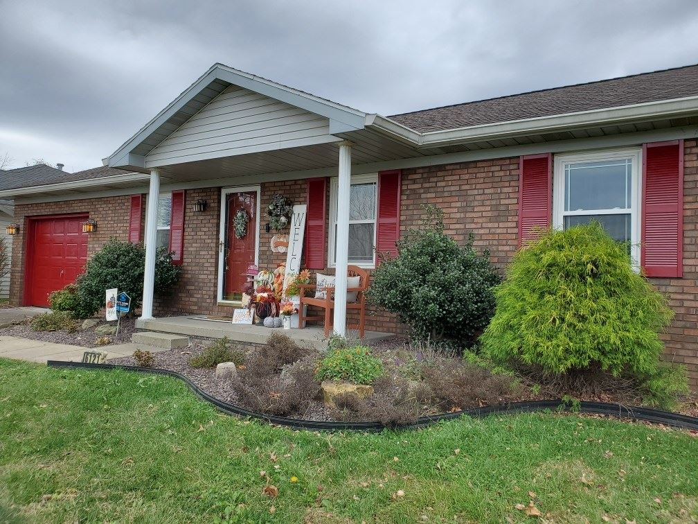 6121 Holly Berry Drive, Evansville, IN 47715 - #: 202046579