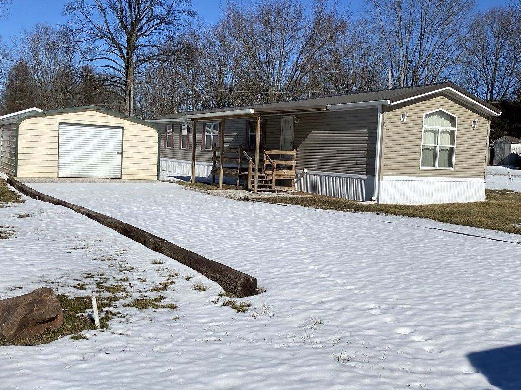 67 BUBBLE LOO Road, Cloverdale, IN 46120 - #: 202105581