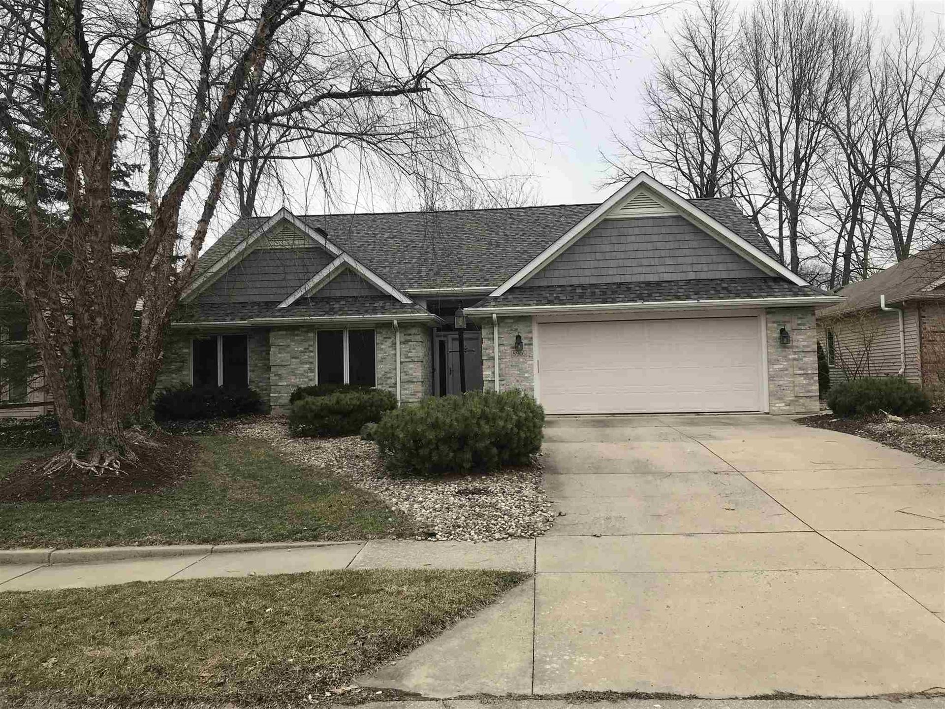 8916 SPRING FOREST Drive, Fort Wayne, IN 46804 - #: 202009583
