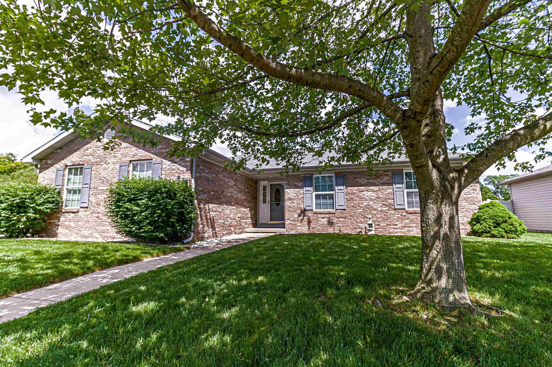 12915 Rolling Meadows Drive, Evansville, IN 47725 - #: 202019583