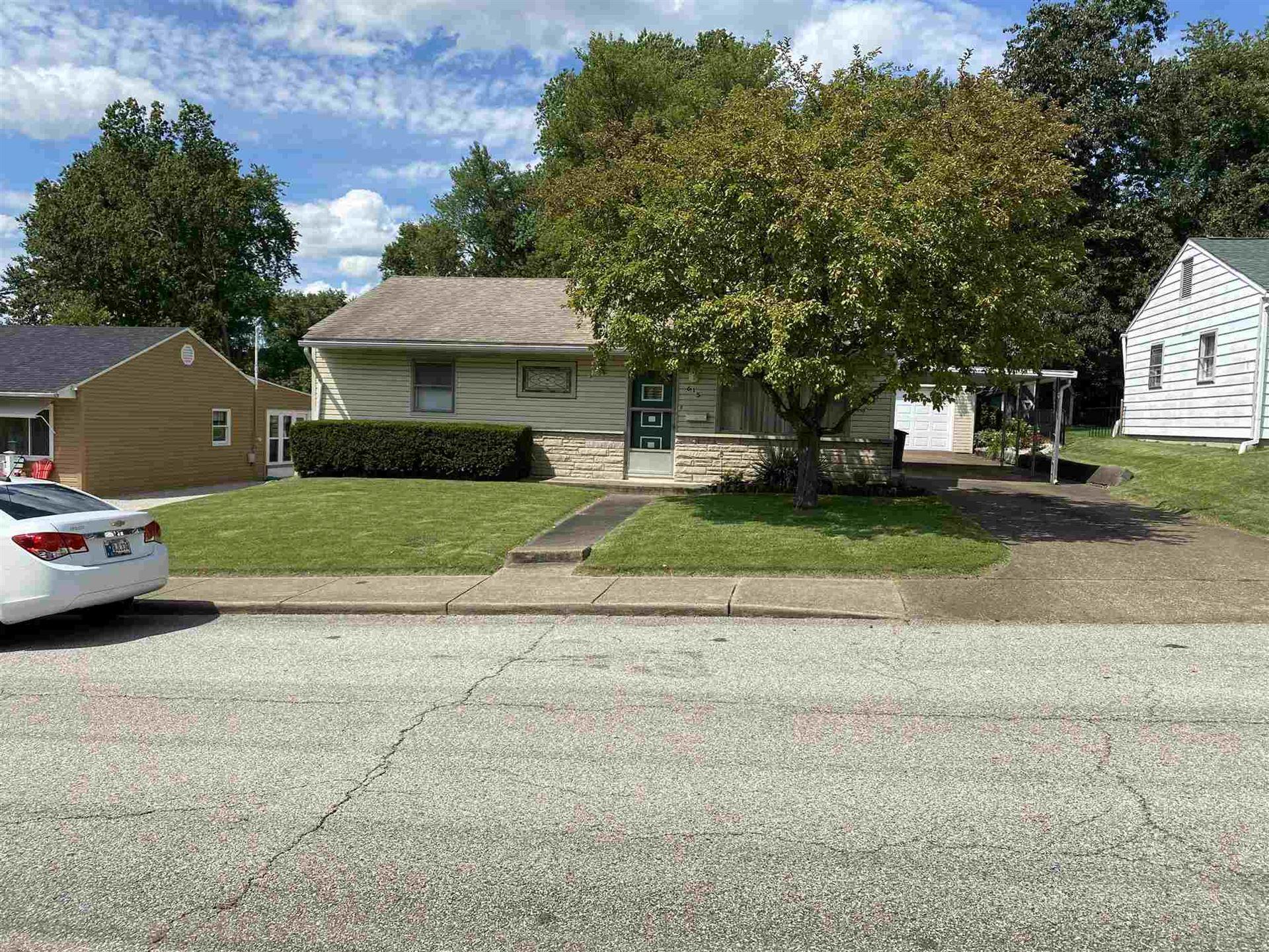 615 Concord Boulevard, Evansville, IN 47710 - #: 202030585