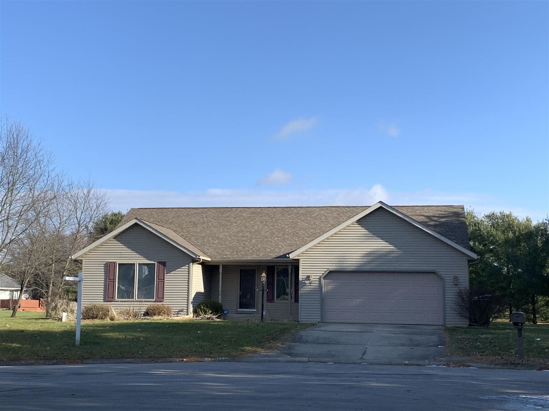 51208 W Brandychase Court, Granger, IN 46530 - #: 201953589