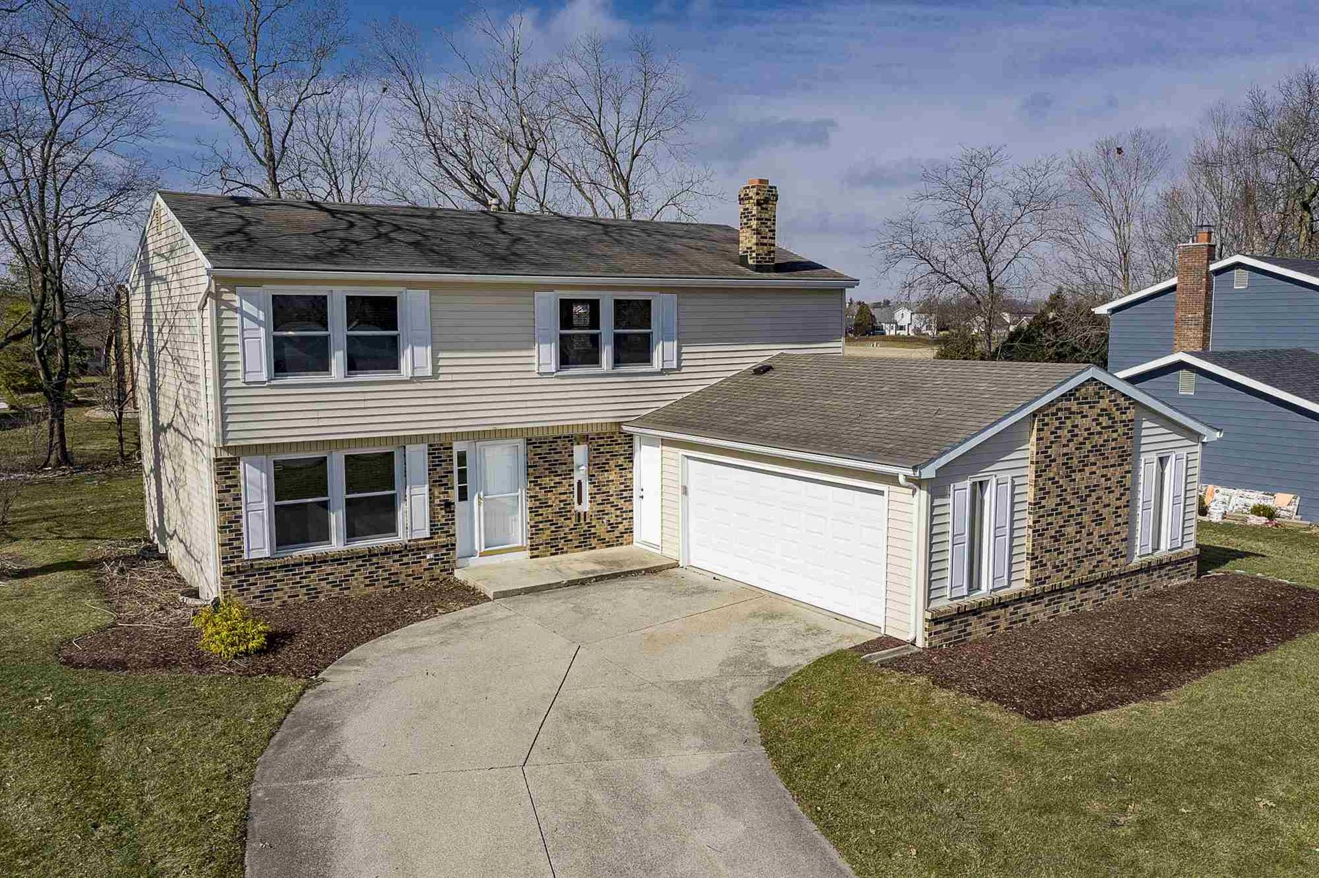 11631 Westwind Drive, Fort Wayne, IN 46845 - #: 202005589