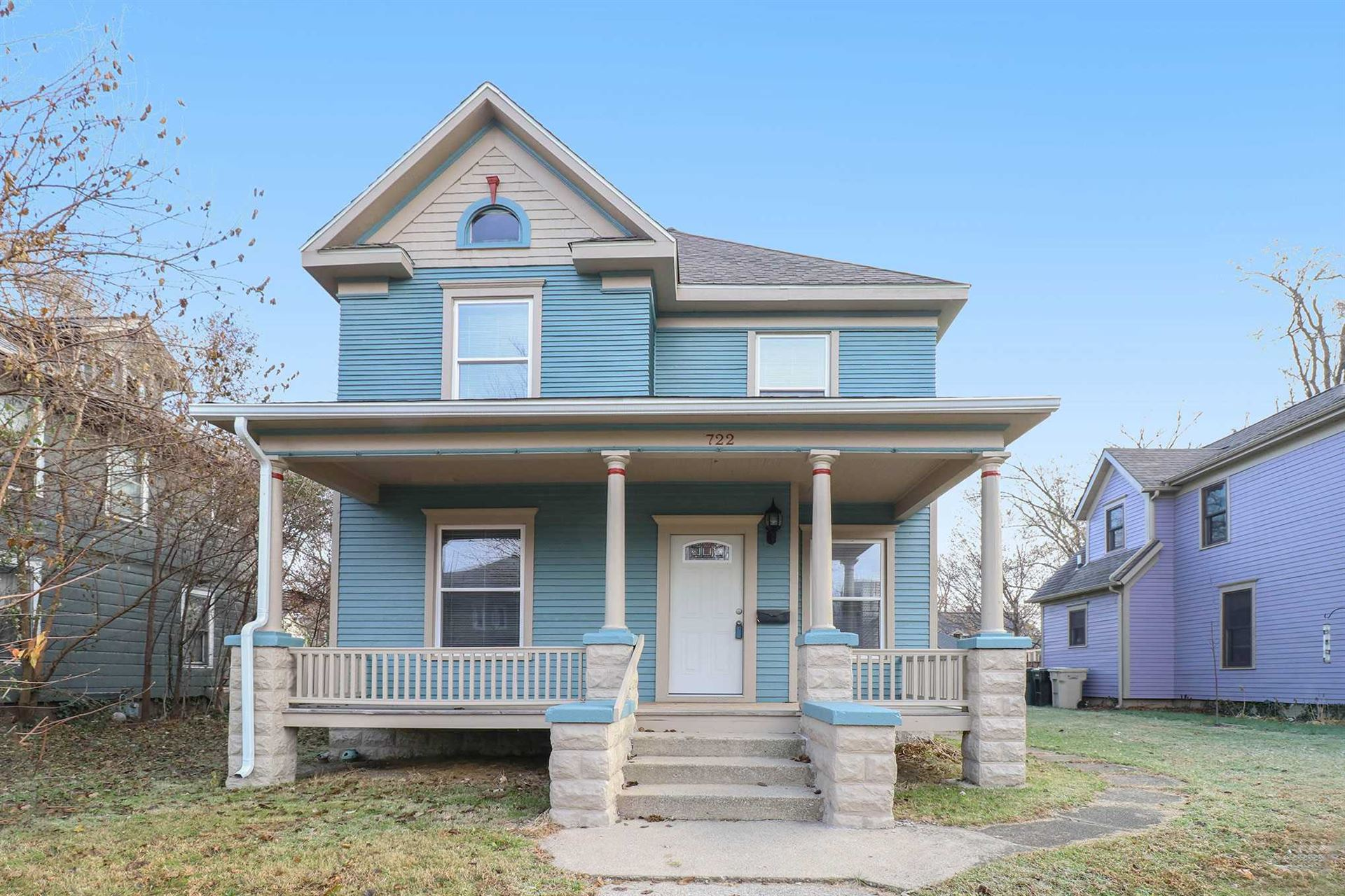 722 Cottage Grove Avenue, South Bend, IN 46616 - #: 201949591