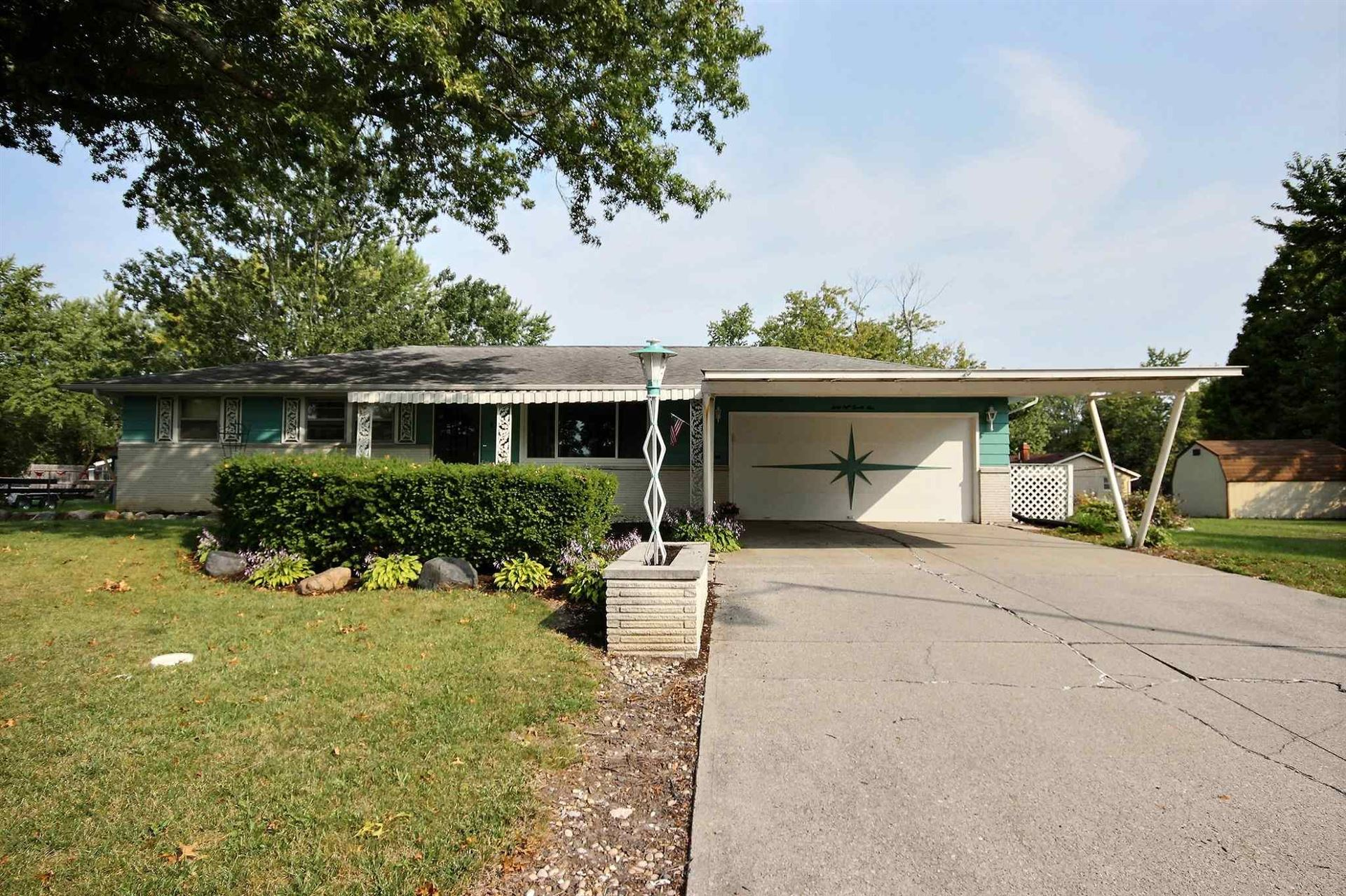 6825 Sunland Drive, Fort Wayne, IN 46815 - #: 202038591