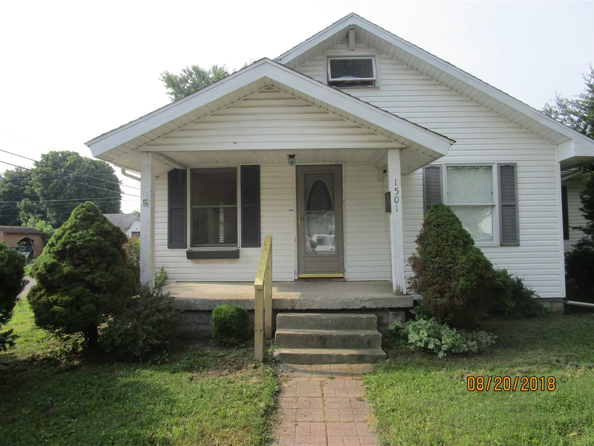 1501 W 14th Street, Muncie, IN 47302 - #: 202032592