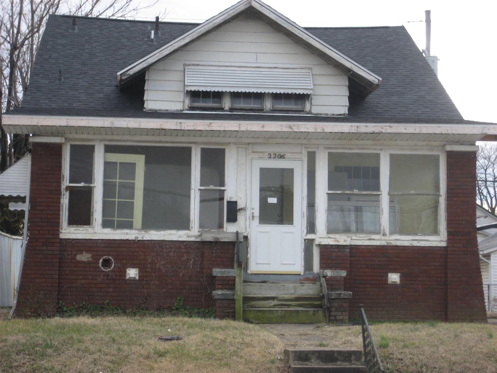 2206 W Maryland Street, Evansville, IN 47712 - #: 202004593