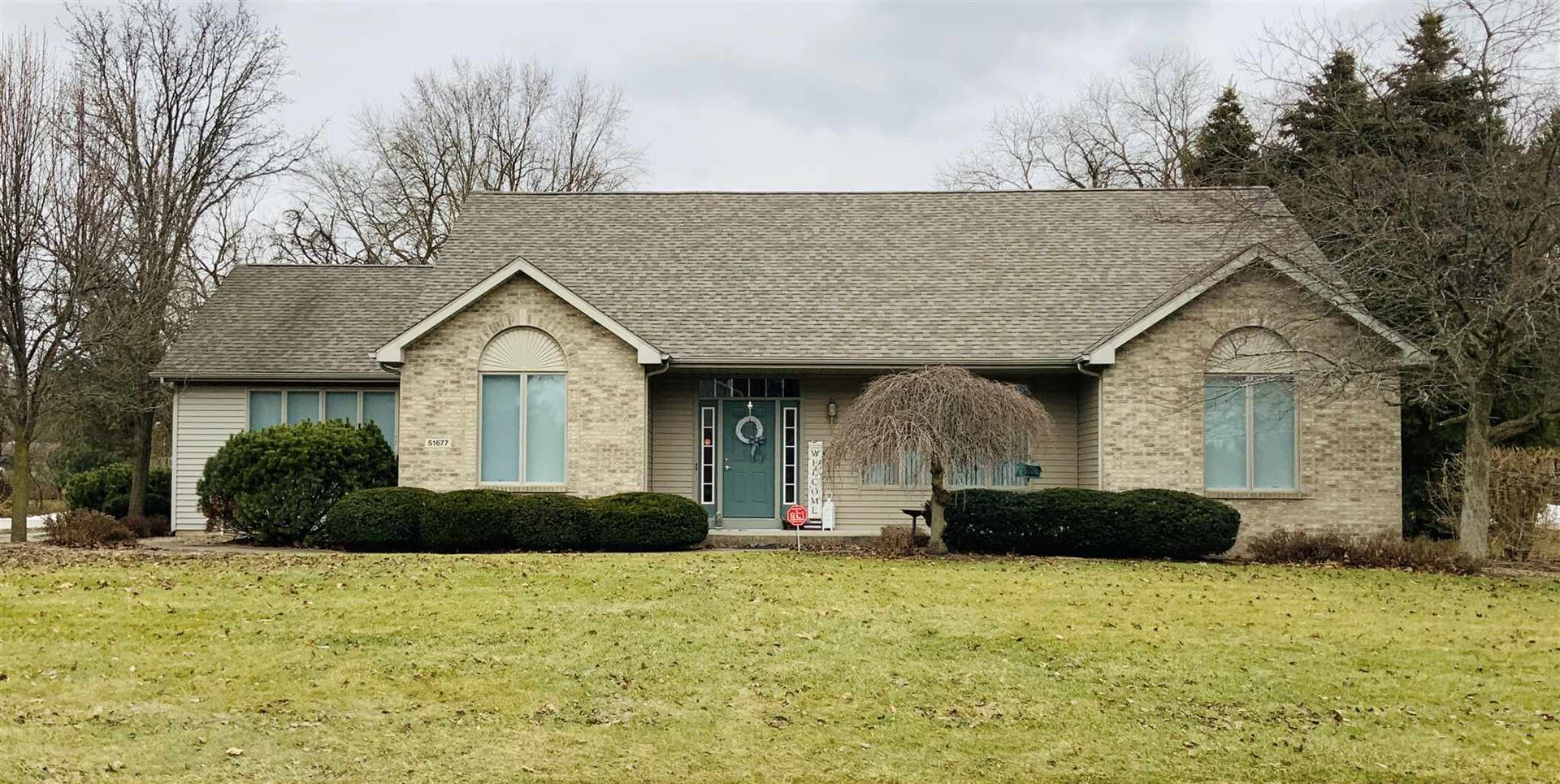 51677 Highland Shores Drive, Granger, IN 46530 - #: 202004595