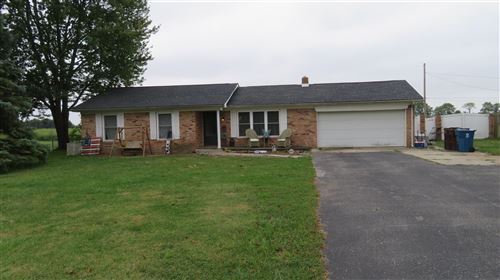 Photo of 2137 W BROADWAY Street, Bunker Hill, IN 46914 (MLS # 202036603)