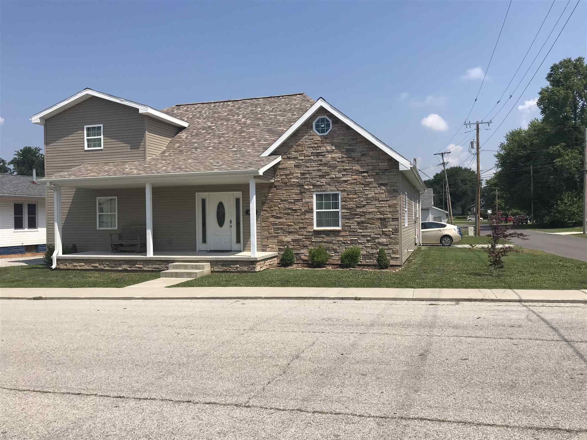 1612 Grand Avenue, Washington, IN 47501 - #: 202026604
