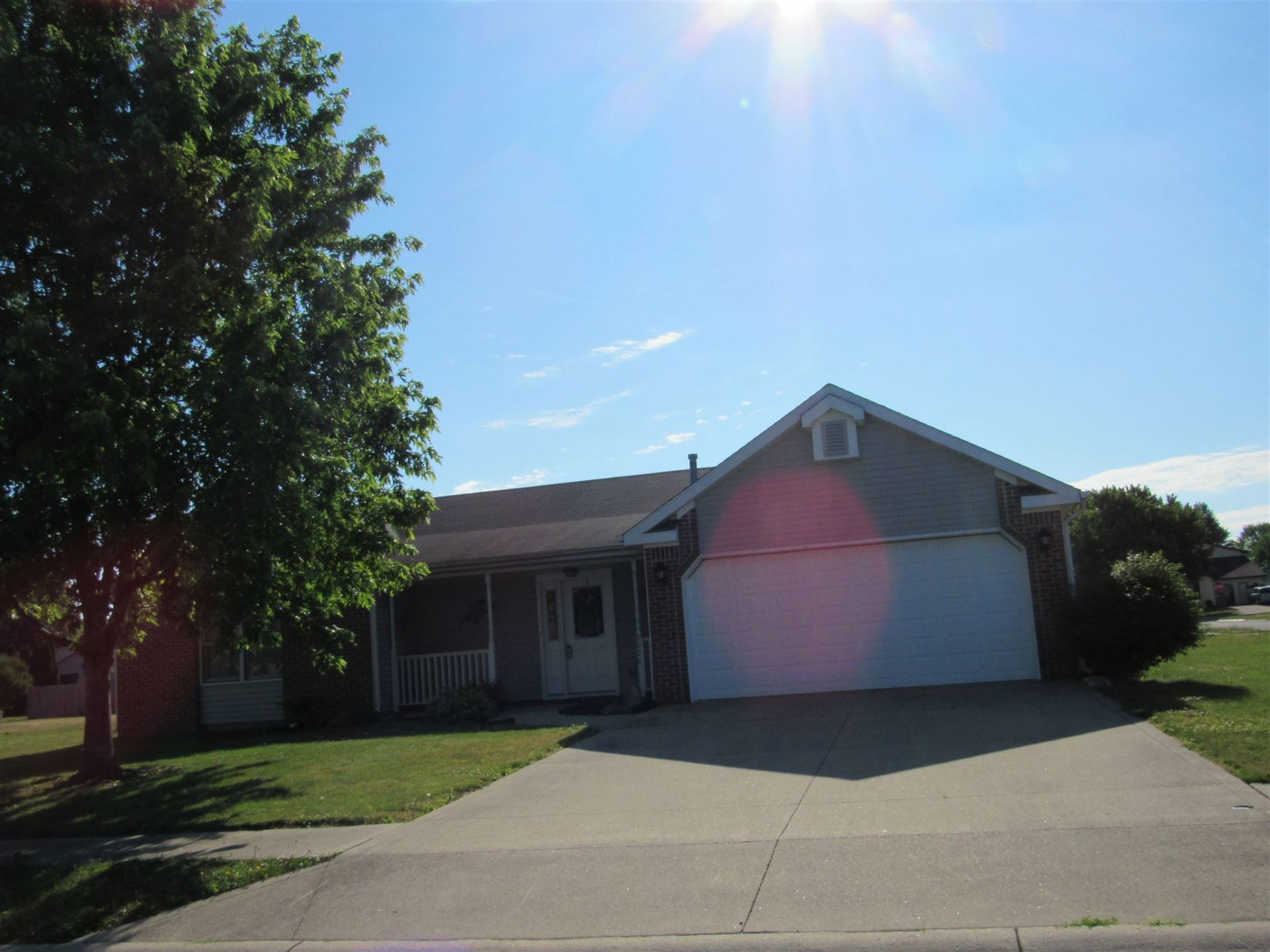 2020 Willow Bend Street, Huntington, IN 46750 - MLS#: 202001607