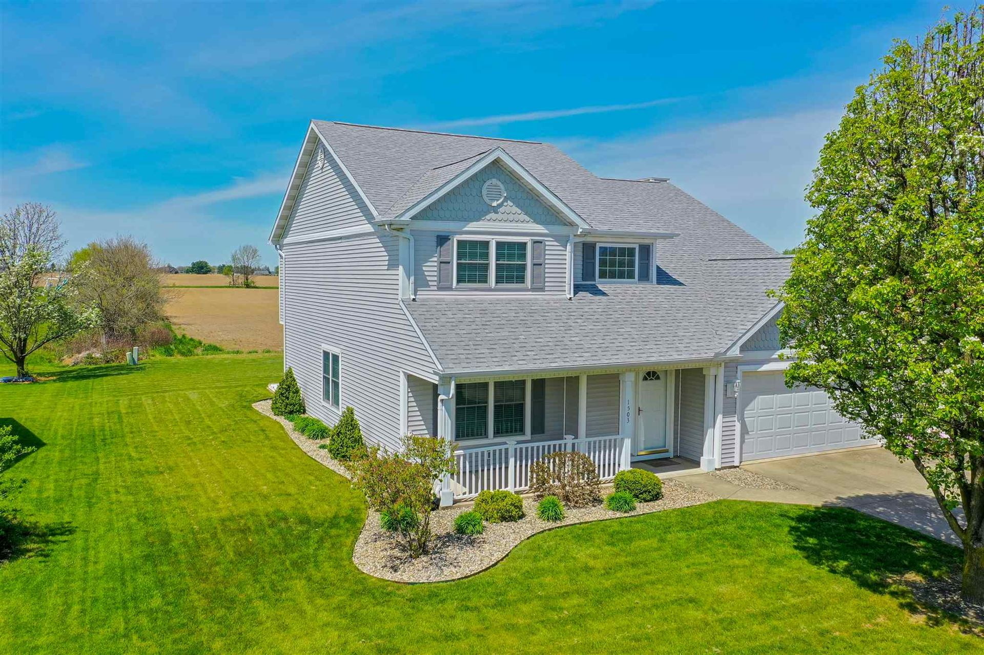 1503 W CRANE POND Drive, Marion, IN 46952 - #: 202015610