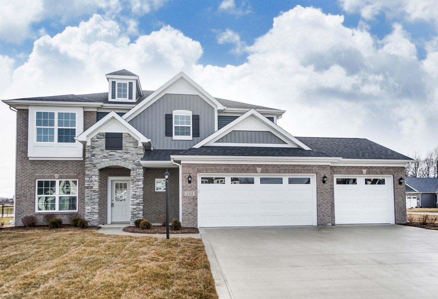 222 Montalcino Run, Fort Wayne, IN 46845 - #: 202002616