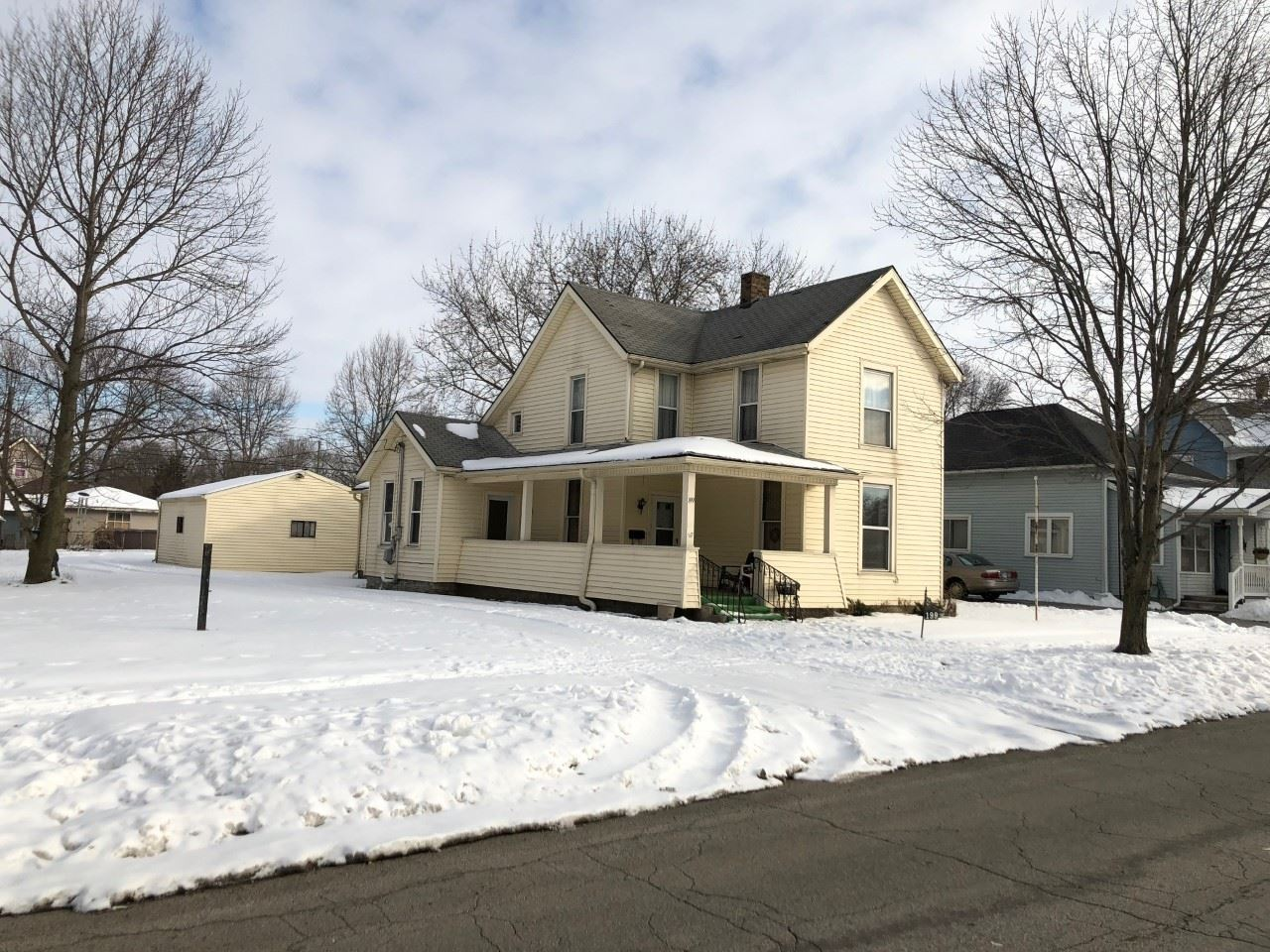 199 E HIGHLAND Avenue, Marion, IN 46952 - #: 202104617