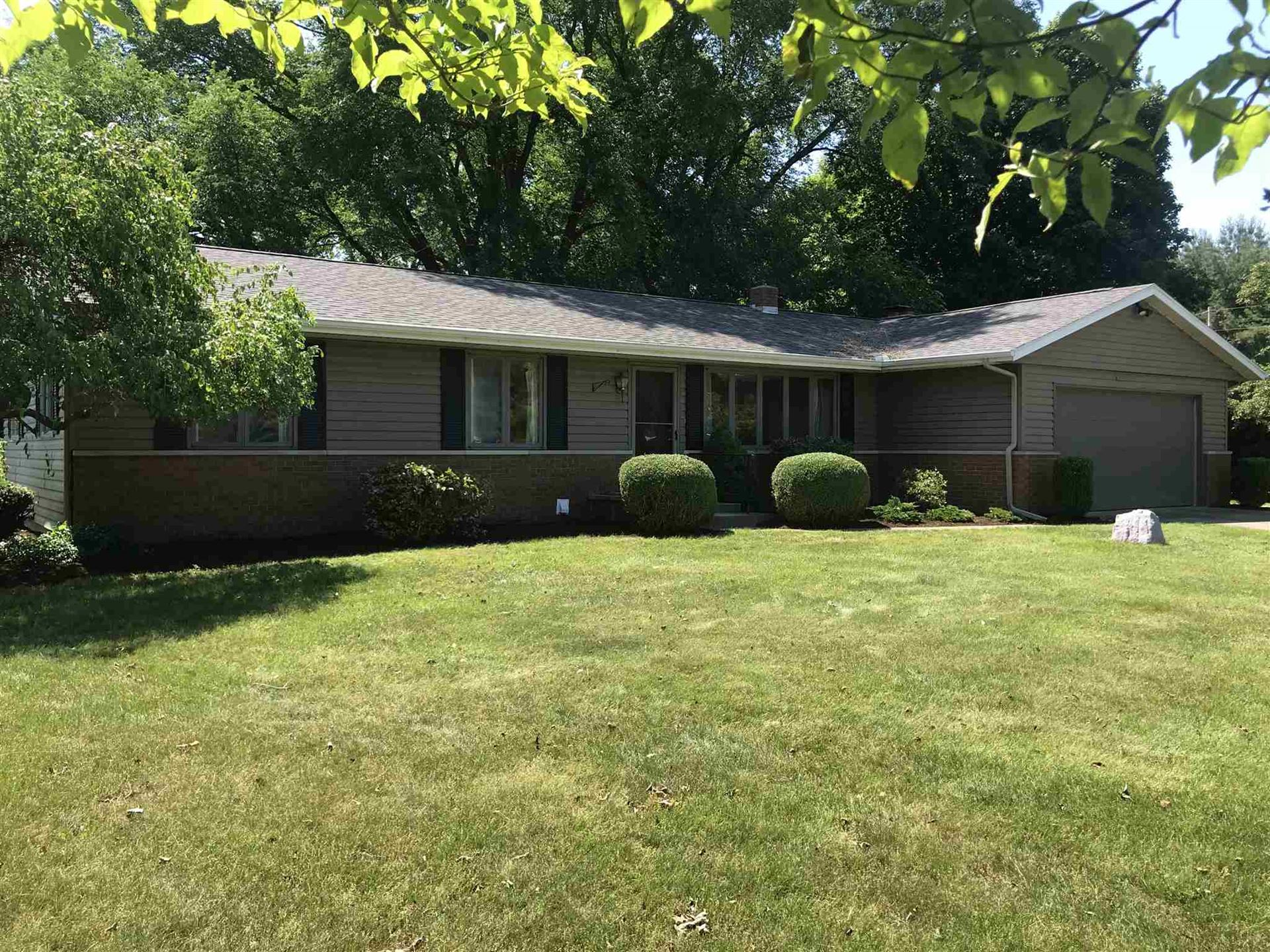 12883 Woodbury Drive, Plymouth, IN 46563 - #: 202022618