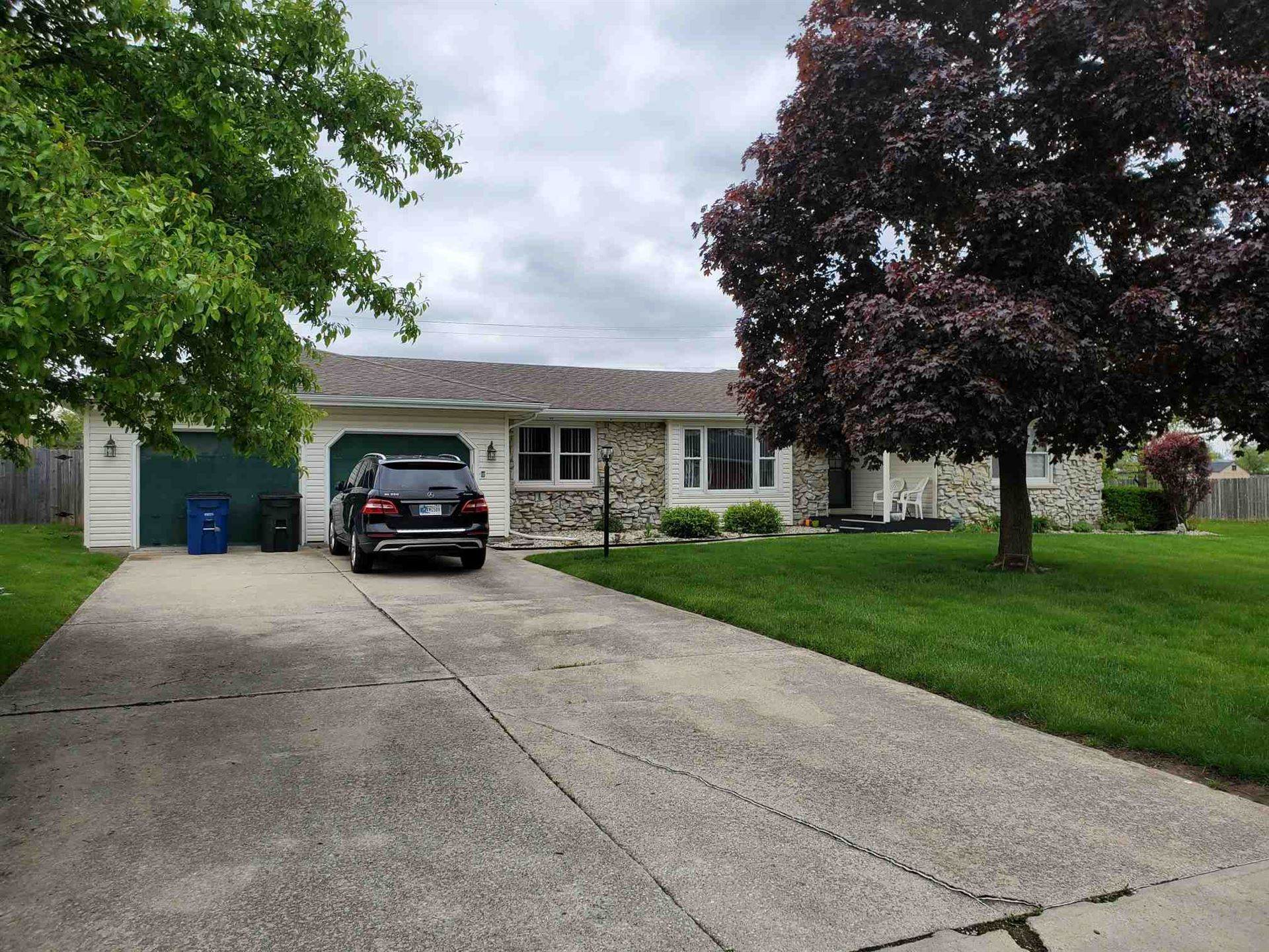 806 W MACALAN Drive, Marion, IN 46952 - #: 202026620