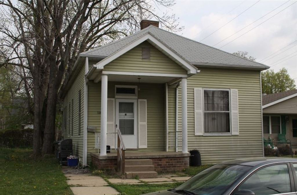 516 Jefferson Avenue, Evansville, IN 47713 - #: 201915623