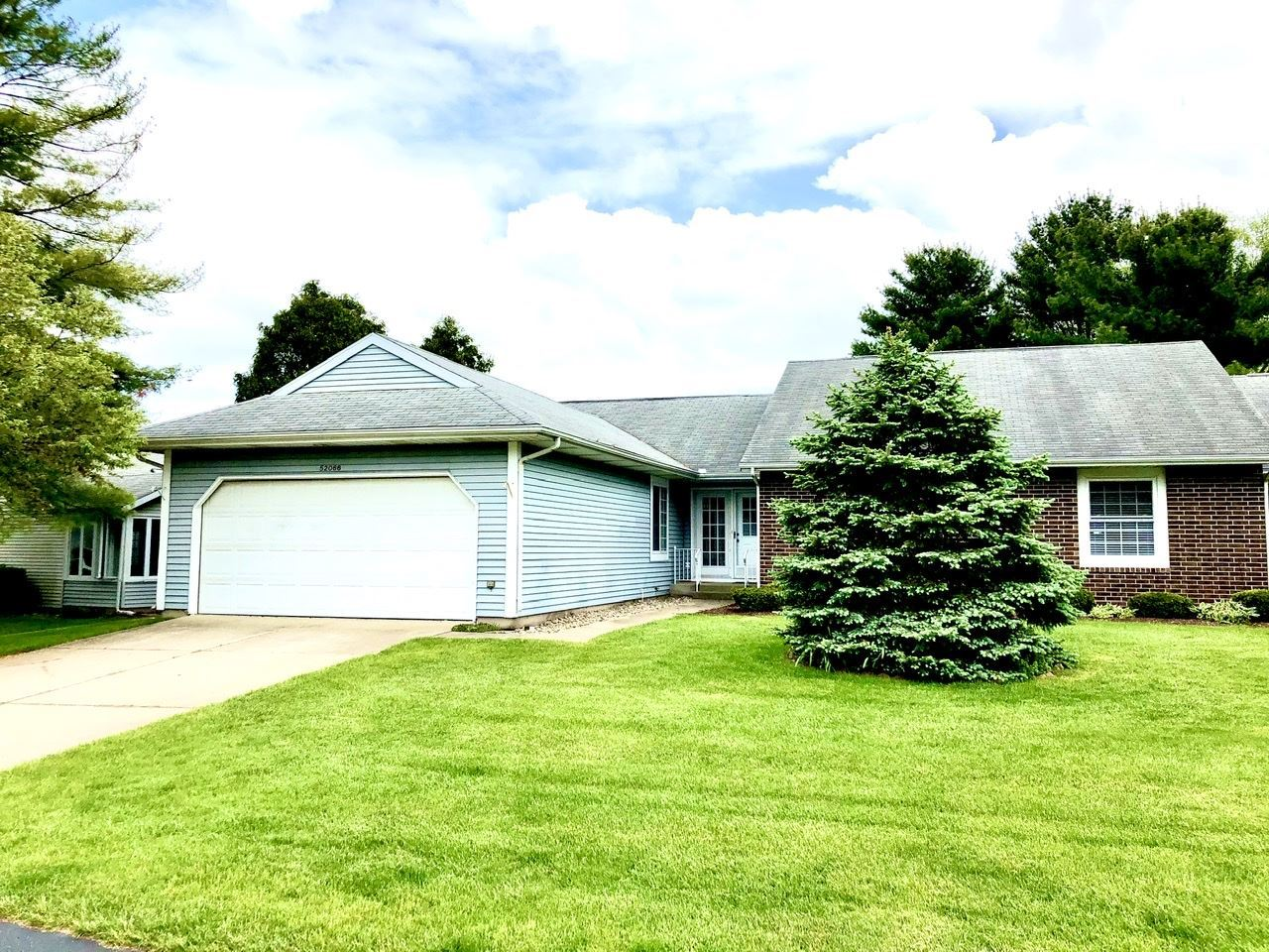52066 Furrow Drive, South Bend, IN 46637 - #: 202018624