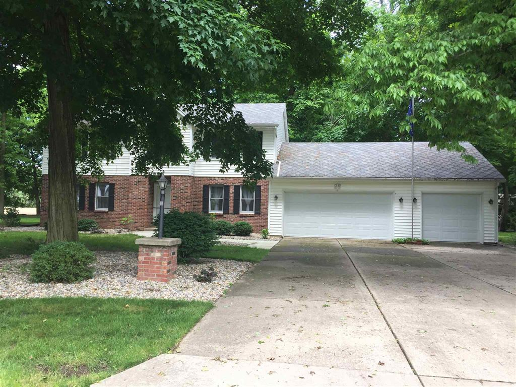 10926 Parkview Court, Plymouth, IN 46563 - #: 201921625