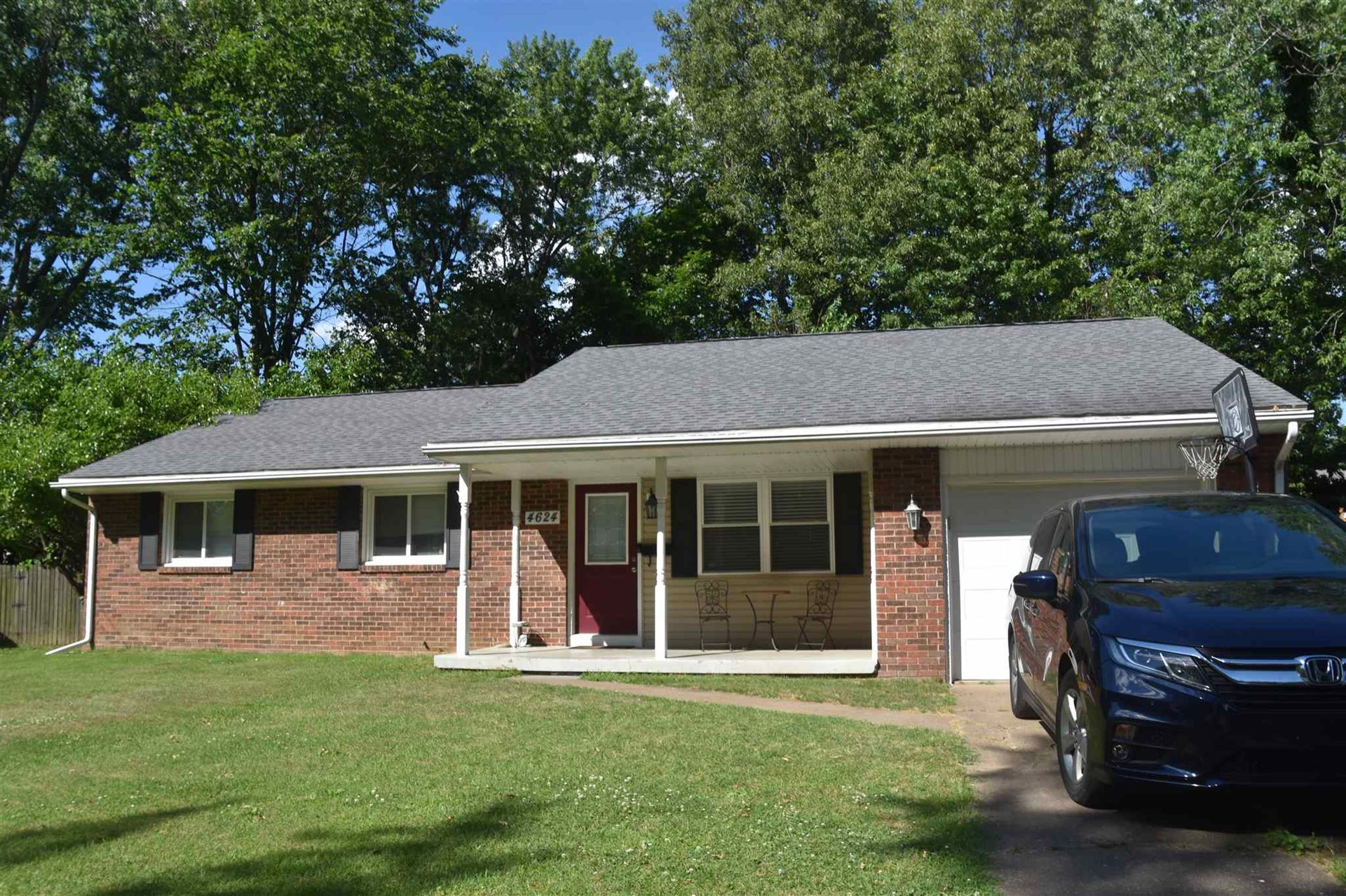 4624 Greencove Avenue, Evansville, IN 47714 - #: 202022626
