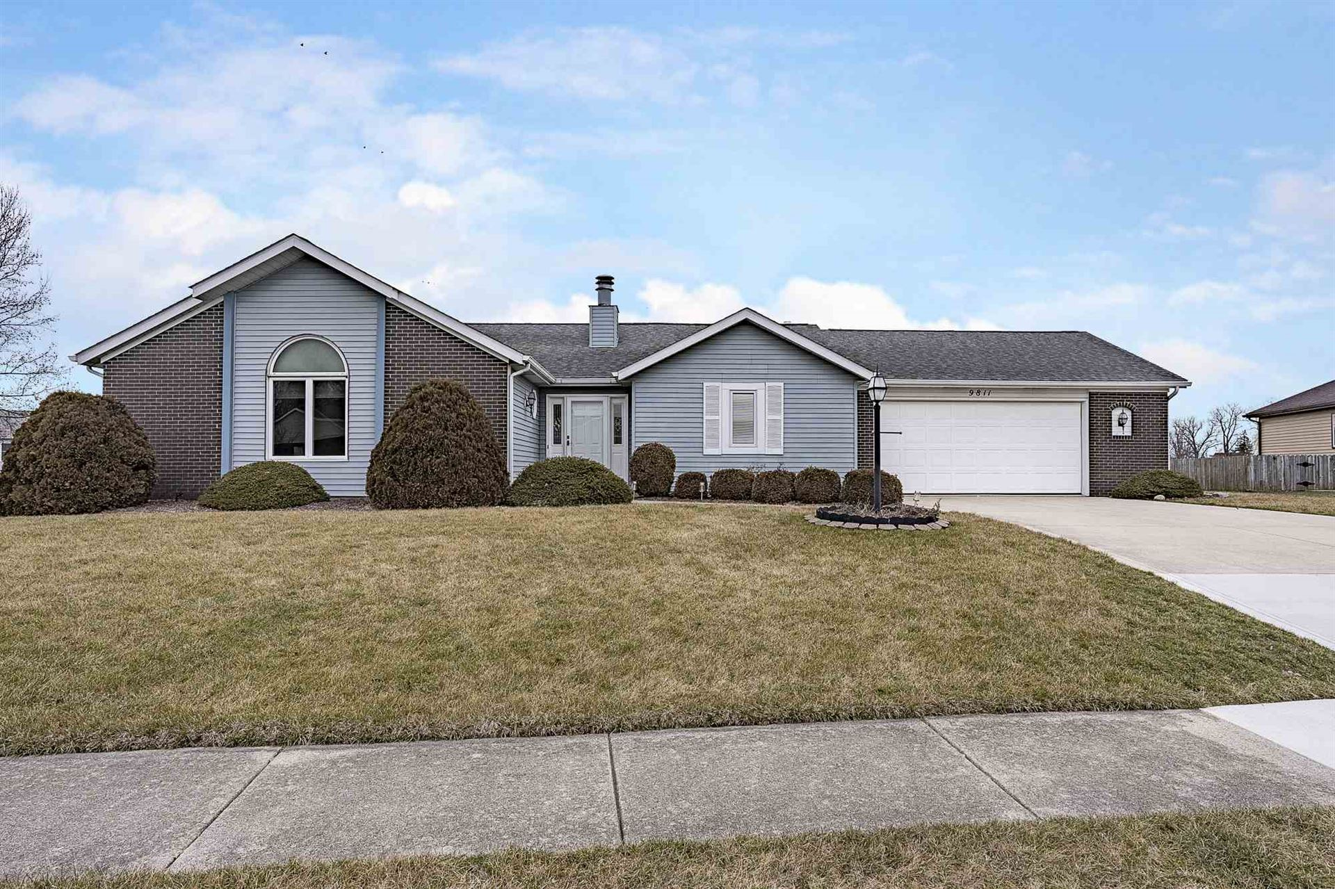 9811 Winding Shores Drive, New Haven, IN 46774 - #: 202005635