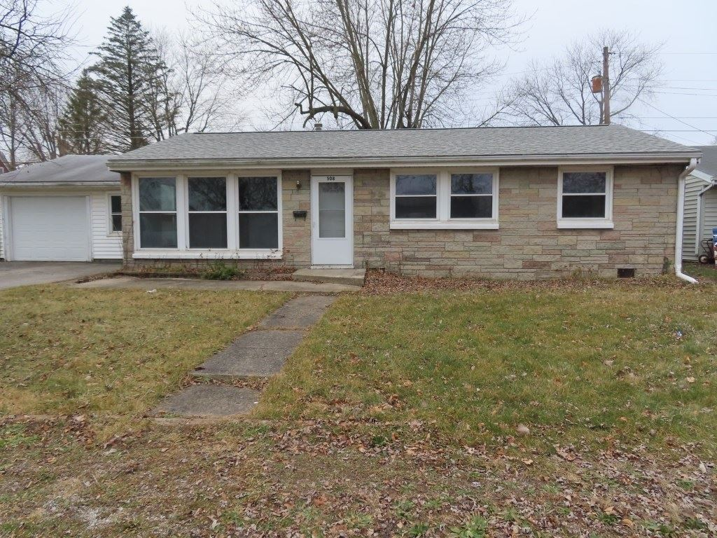 508 S Poplar Street, Hartford City, IN 47348 - #: 202105636