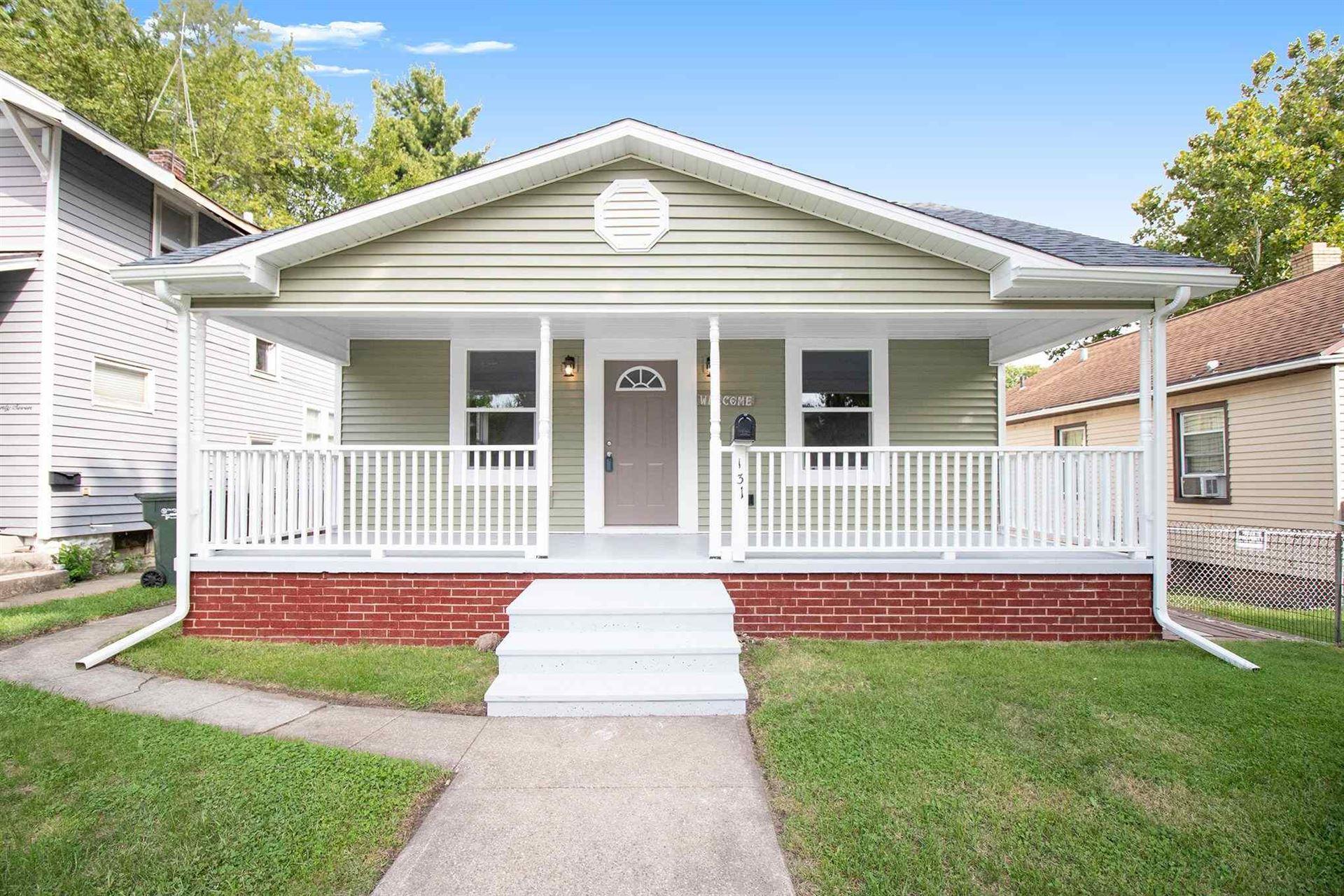 131 E Ewing Avenue, South Bend, IN 46613 - #: 202037638