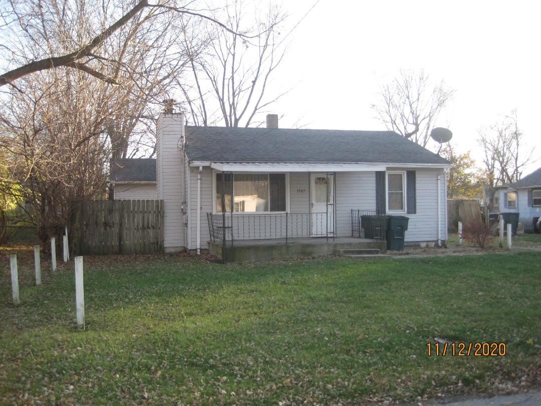 1907 E 17th Street, Muncie, IN 47302 - #: 202046640