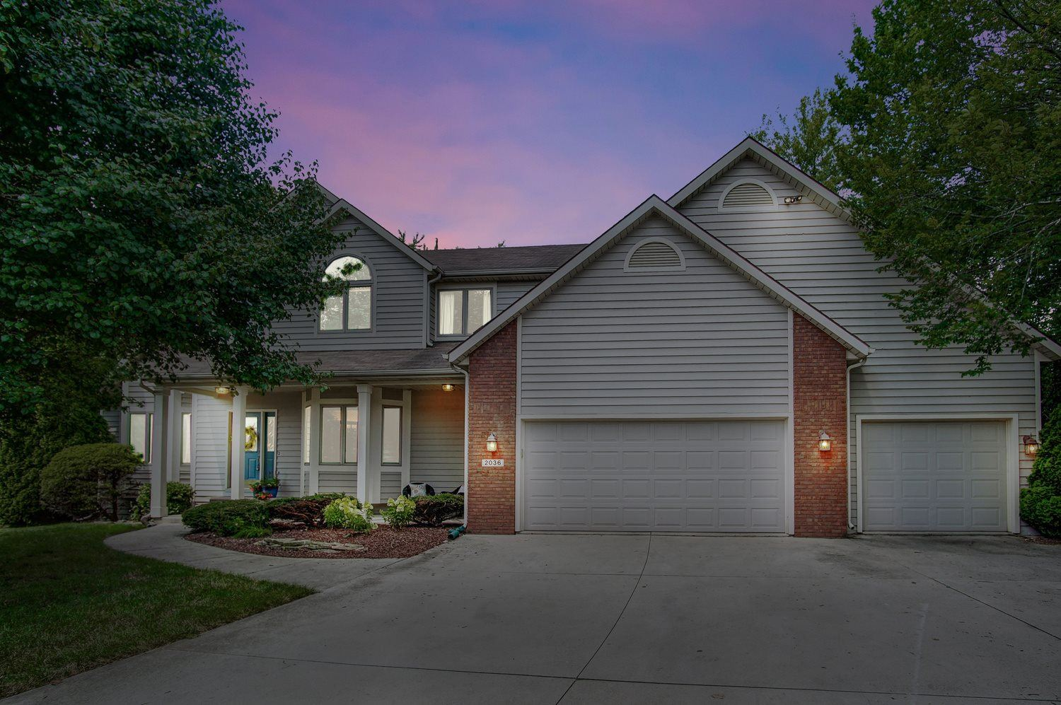 2036 Inverness Lakes Crossing, Fort Wayne, IN 46804 - #: 201932641