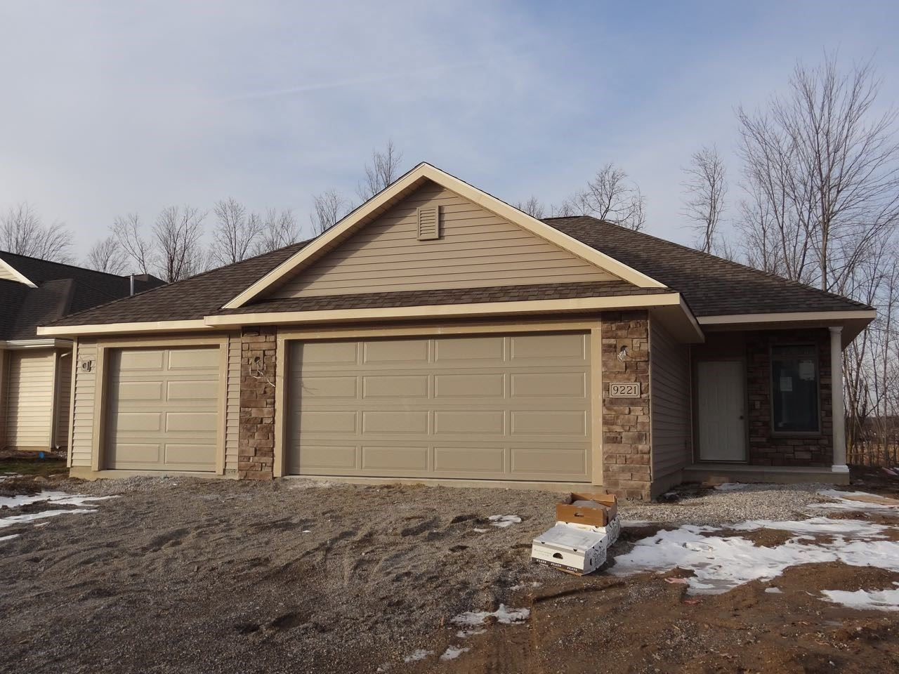 9221 Colchester Terrace, Fort Wayne, IN 46825 - #: 202002641