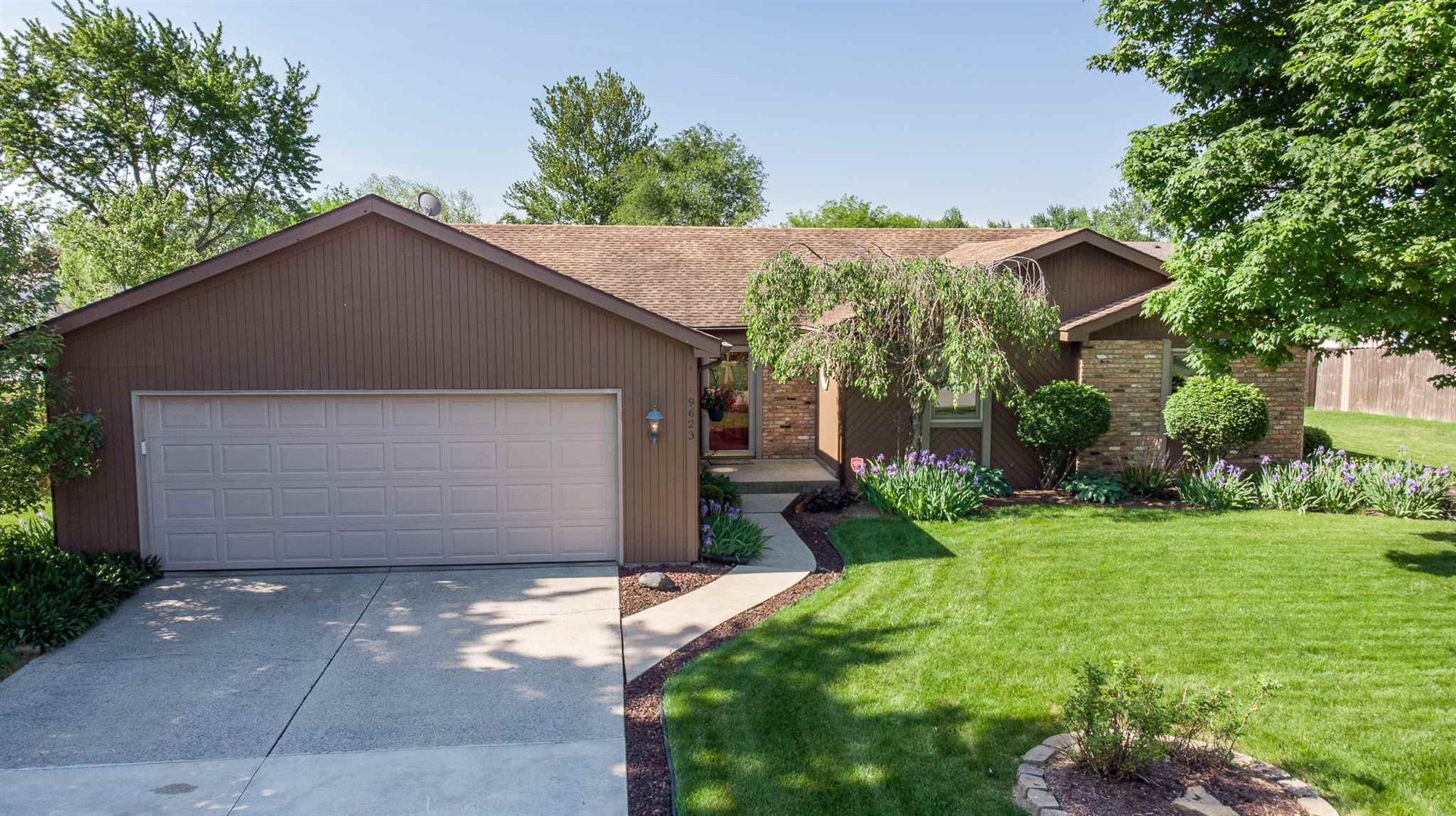 9623 Wolf River Place, Fort Wayne, IN 46804 - #: 202020645