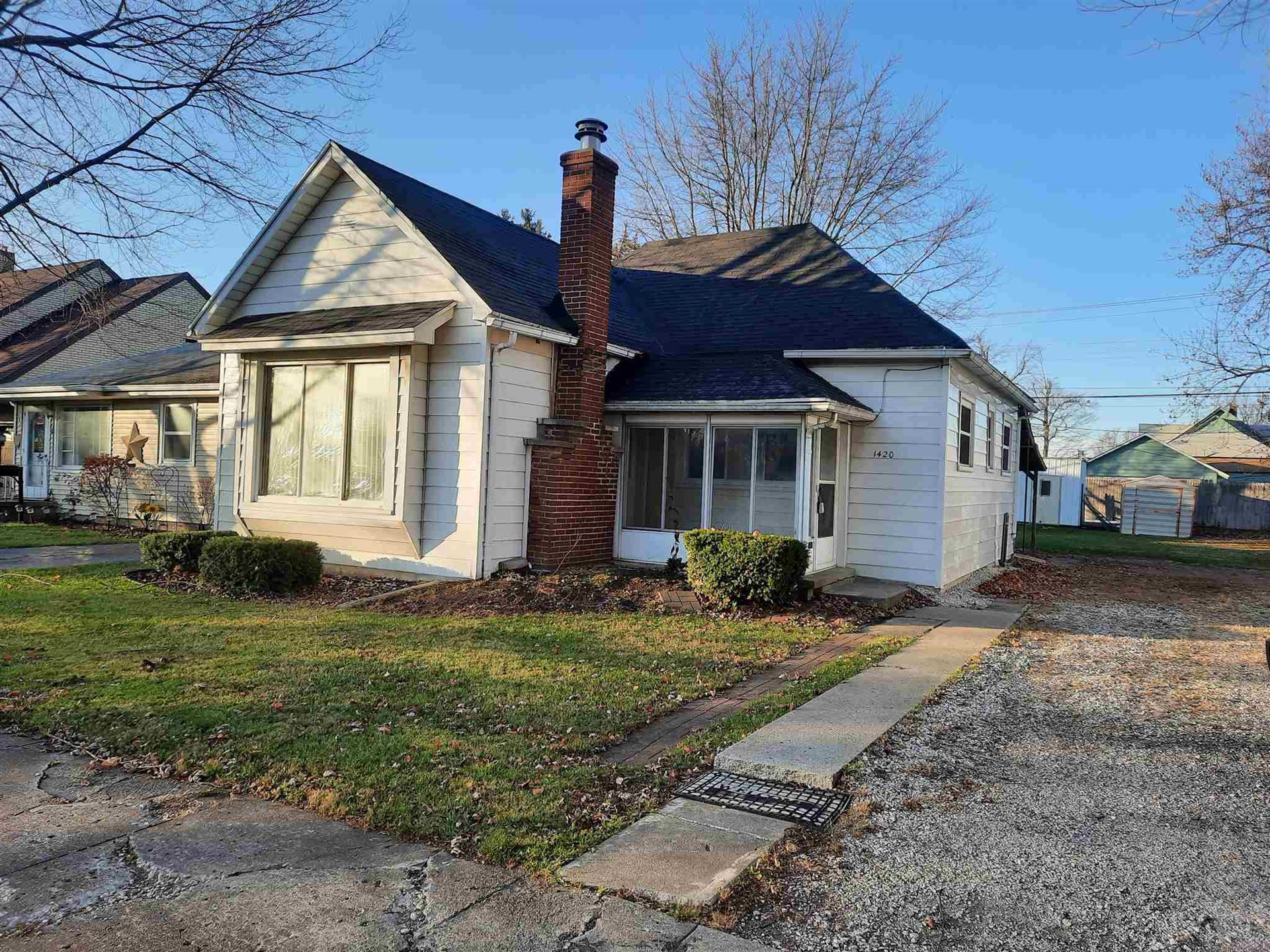 1420 W 5th Street, Marion, IN 46953 - #: 202045645